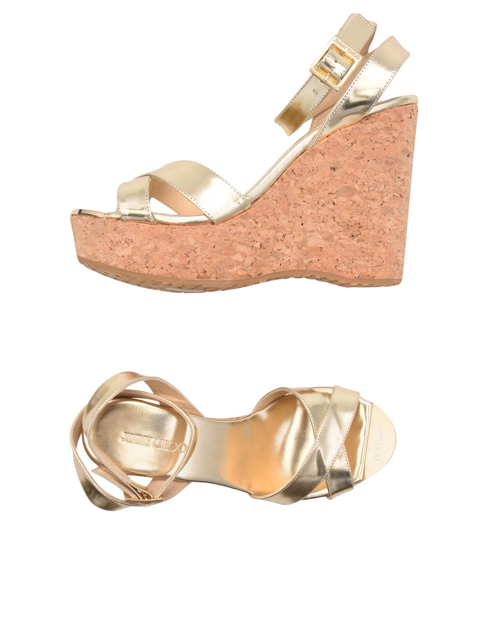 Jimmy Choo Sandalen Damen  11478150EQGut aussehende strapazierfähige Schuhe
