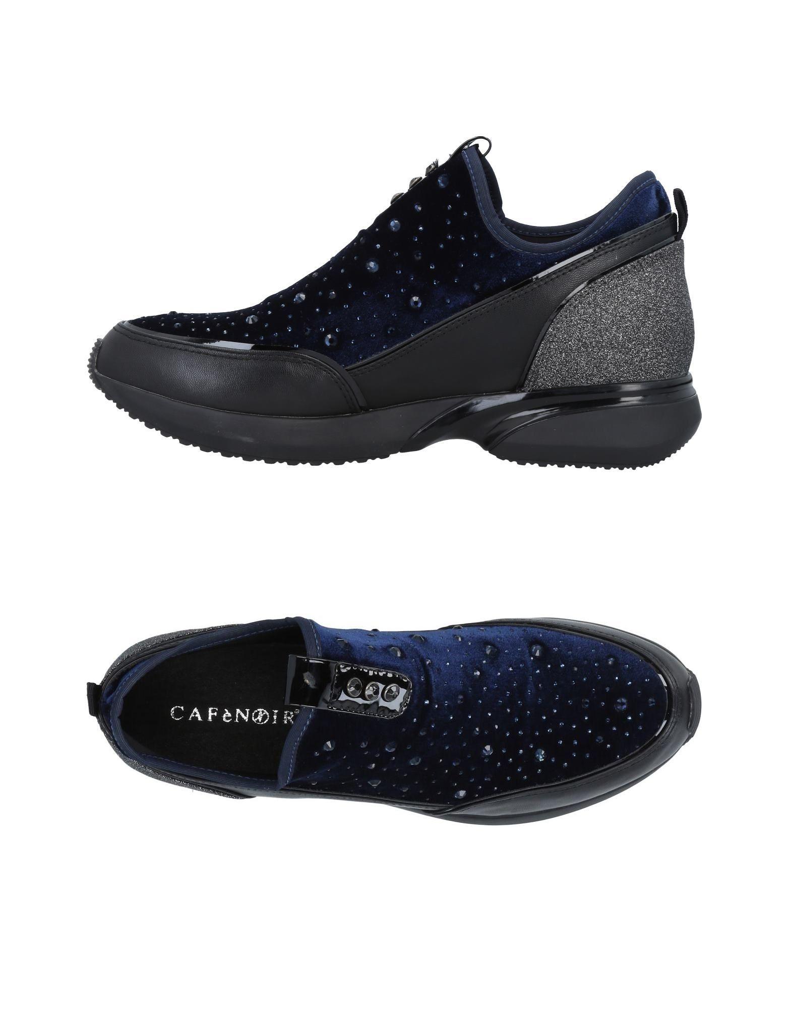 Zapatillas Cafènoir Mujer Negro - Zapatillas Cafènoir  Negro Mujer 714b25