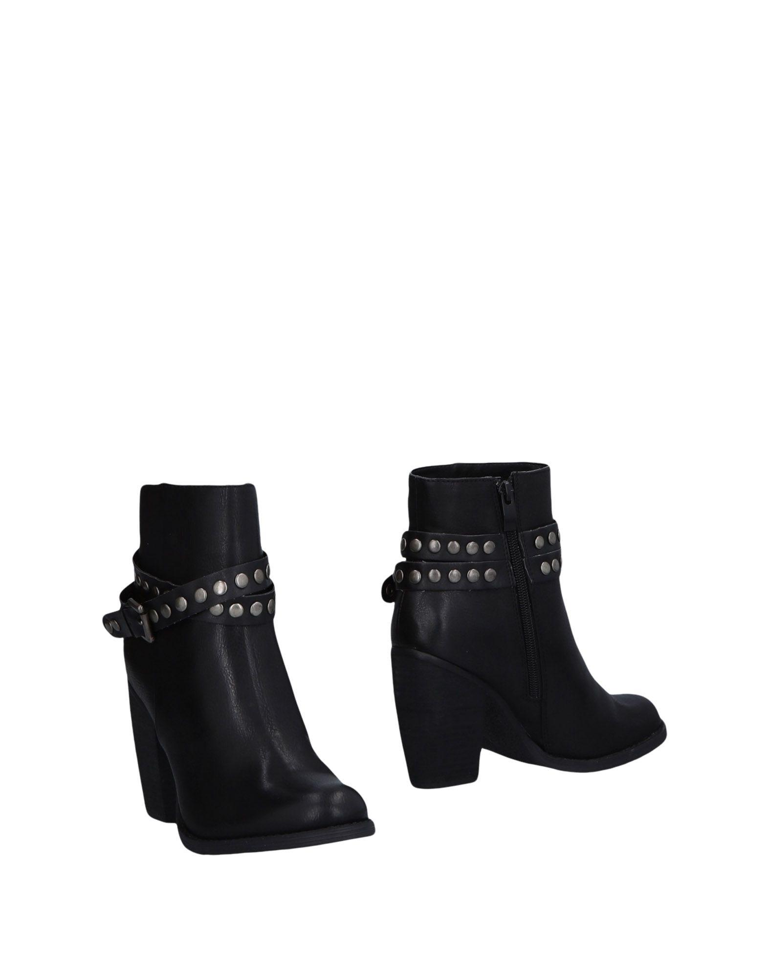 Bottine Cafènoir Femme - Bottines Cafènoir Noir Chaussures femme pas cher homme et femme