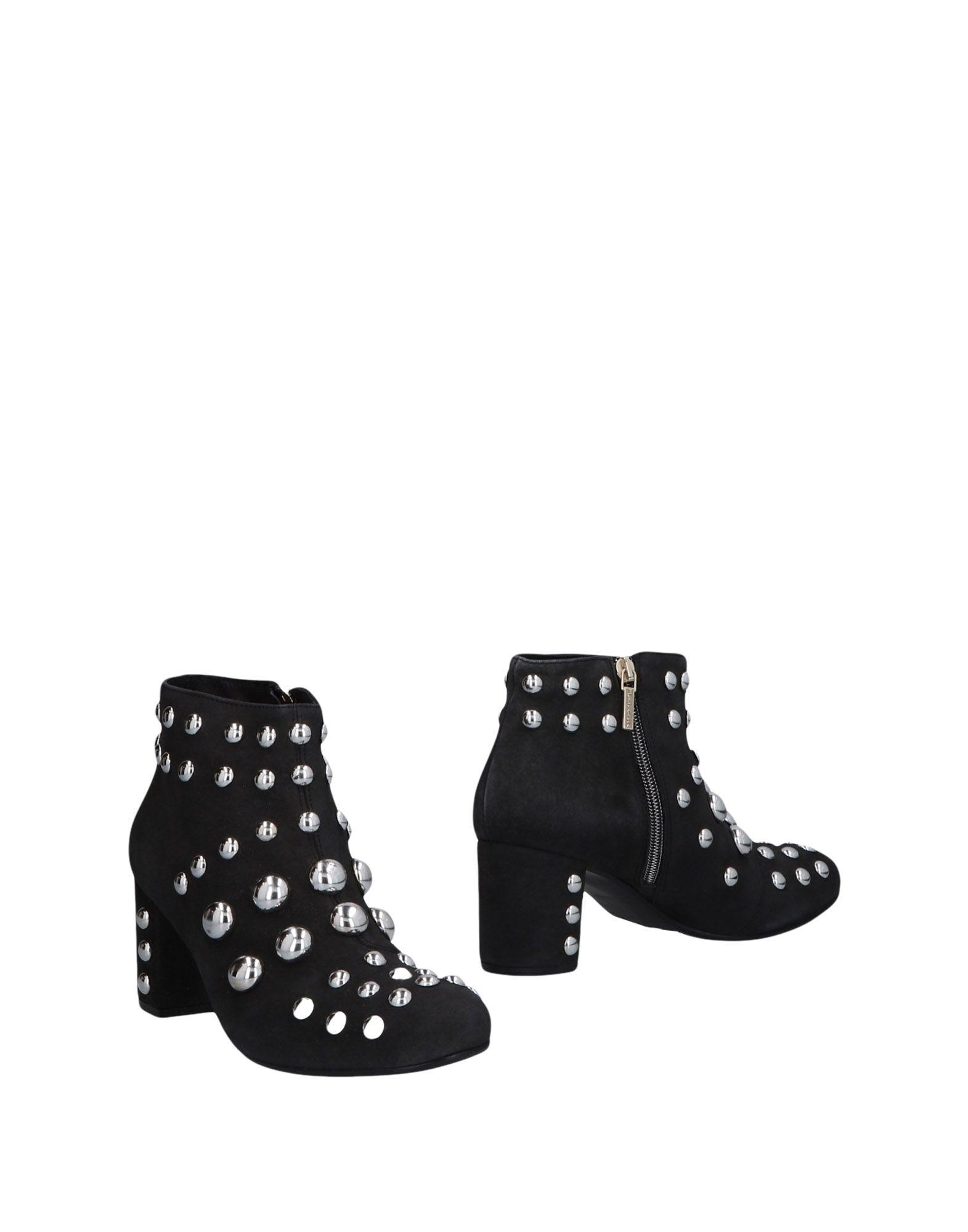 Stilvolle billige Damen Schuhe Manila Grace Stiefelette Damen billige  11478280FN f3ea59