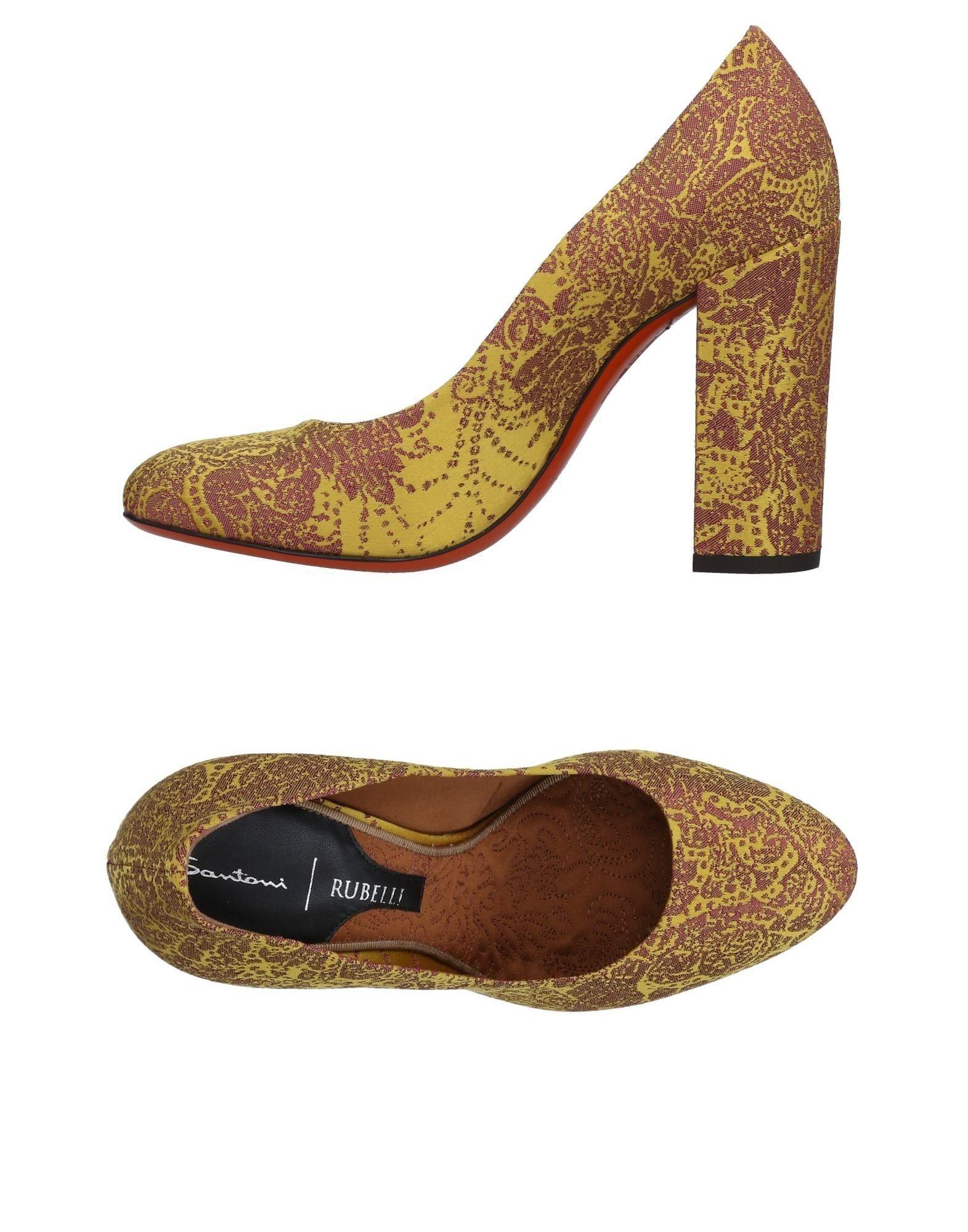 Santoni Pumps aussehende Damen  11478289TUGünstige gut aussehende Pumps Schuhe 964aee