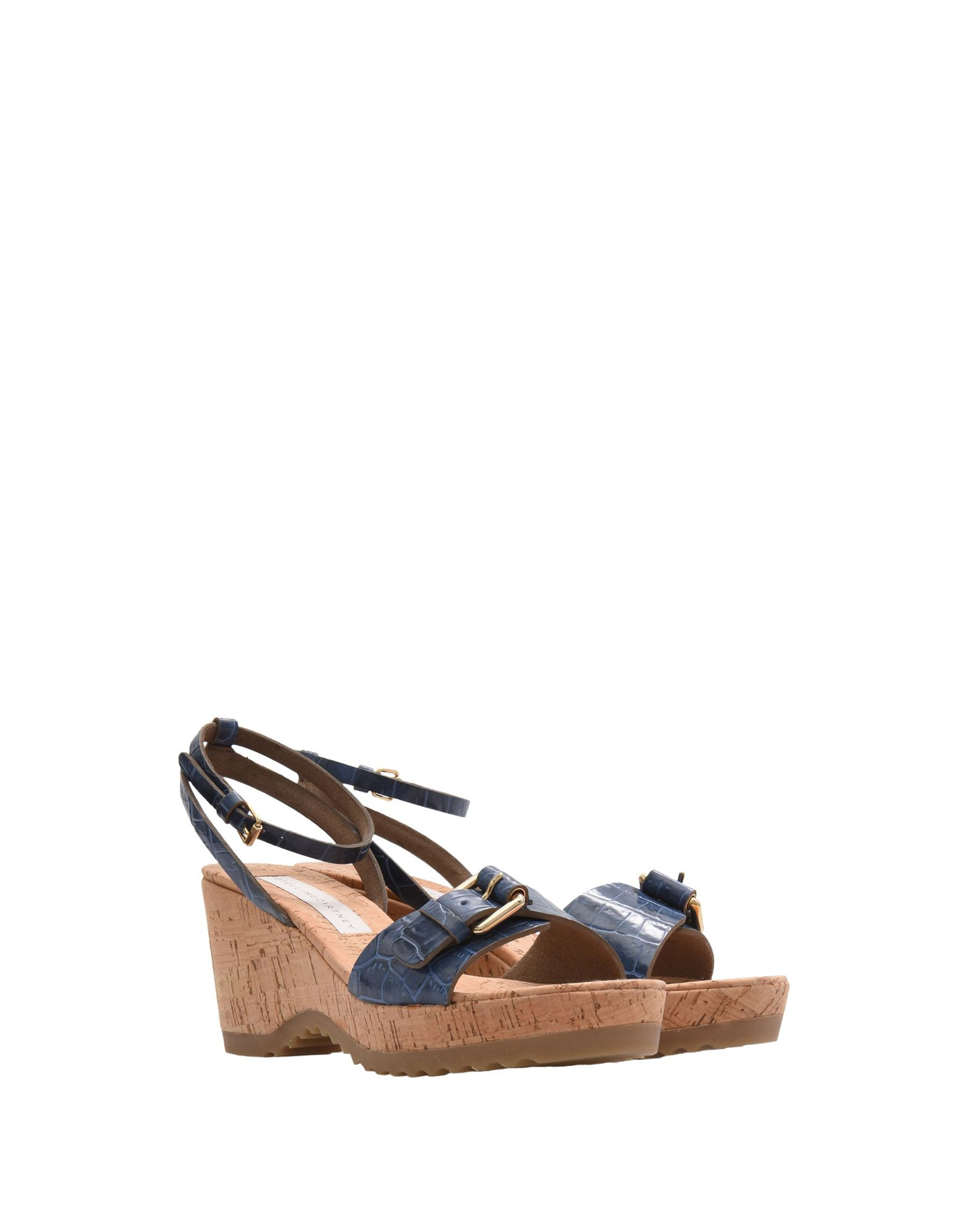 Stella Mccartney Sandalen 11478302IQ Damen  11478302IQ Sandalen Neue Schuhe a74df7