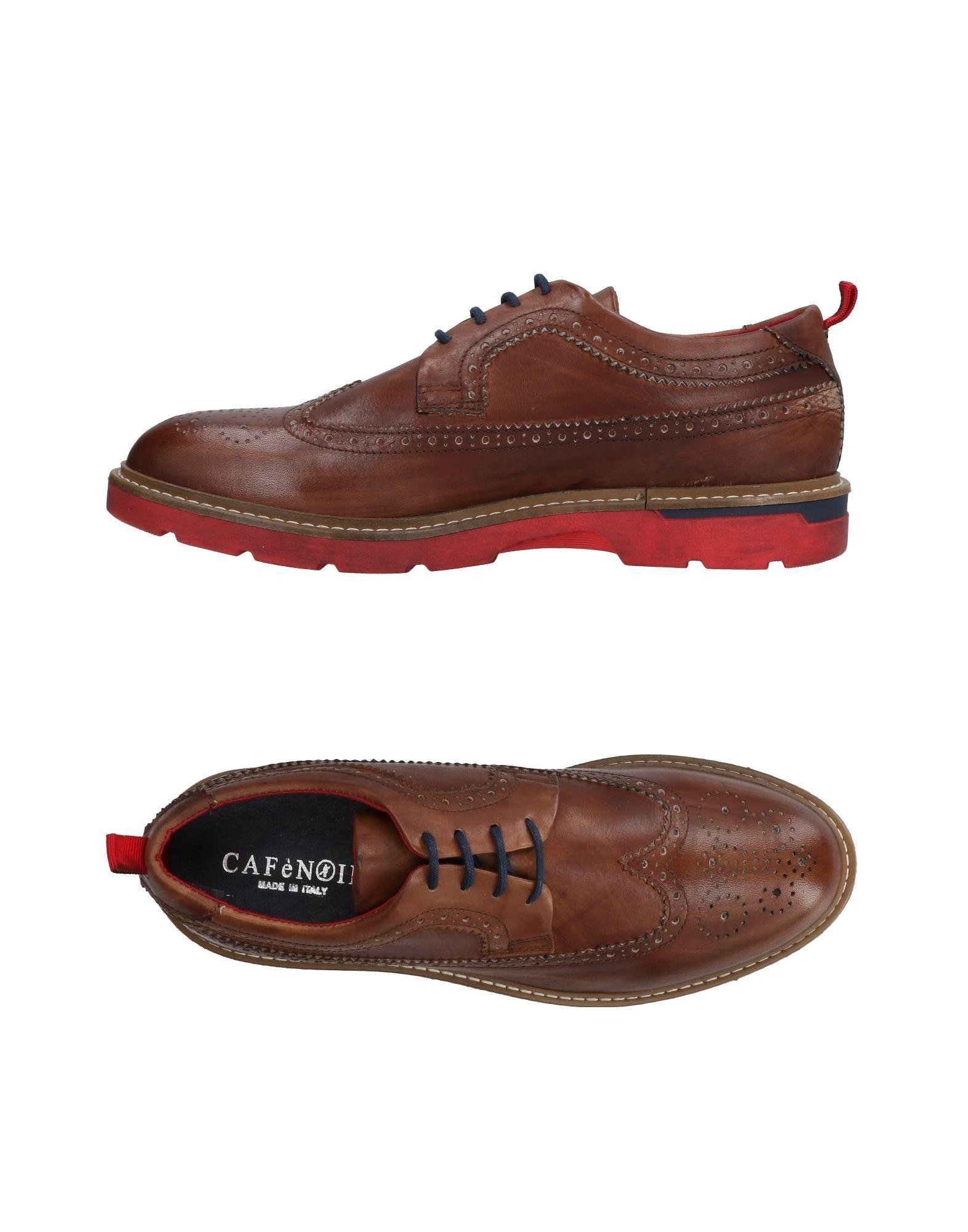 Rabatt echte Schuhe Cafènoir Schnürschuhe Herren  11478304XD