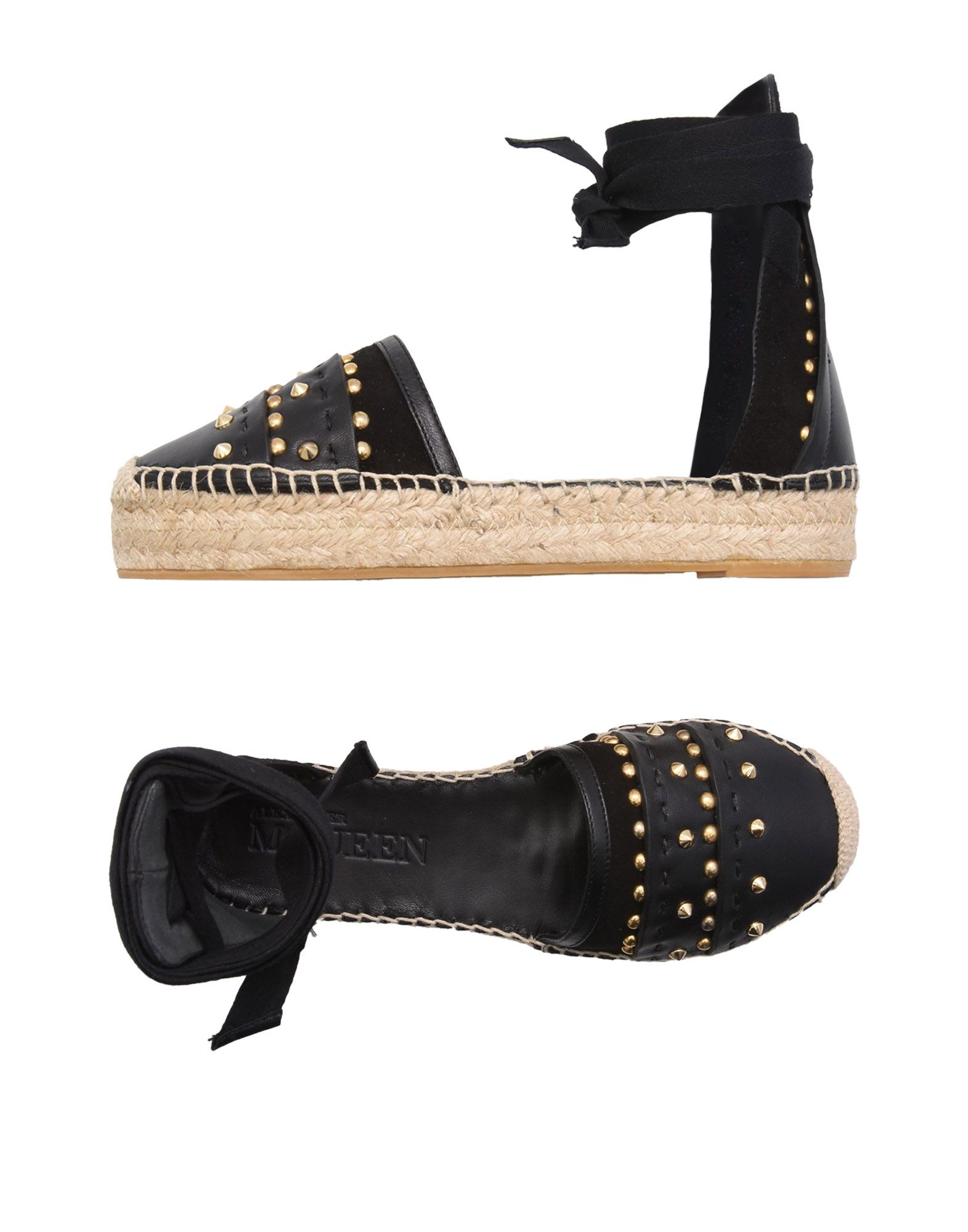 Alexander Mcqueen Espadrilles Damen  11478335CJGünstige gut aussehende Schuhe
