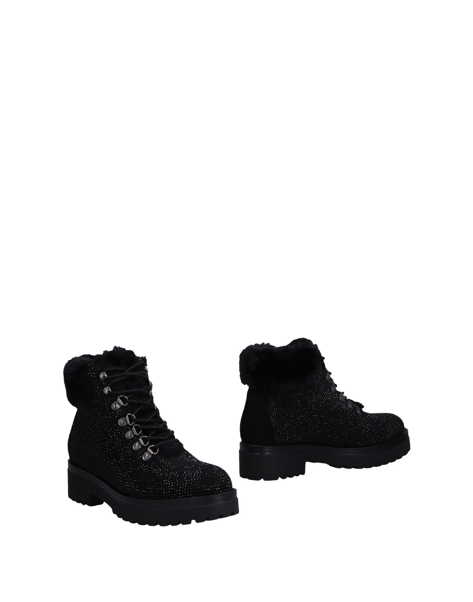 Bottine Cafènoir Femme - Bottines Cafènoir Noir Nouvelles chaussures pour hommes et femmes, remise limitée dans le temps