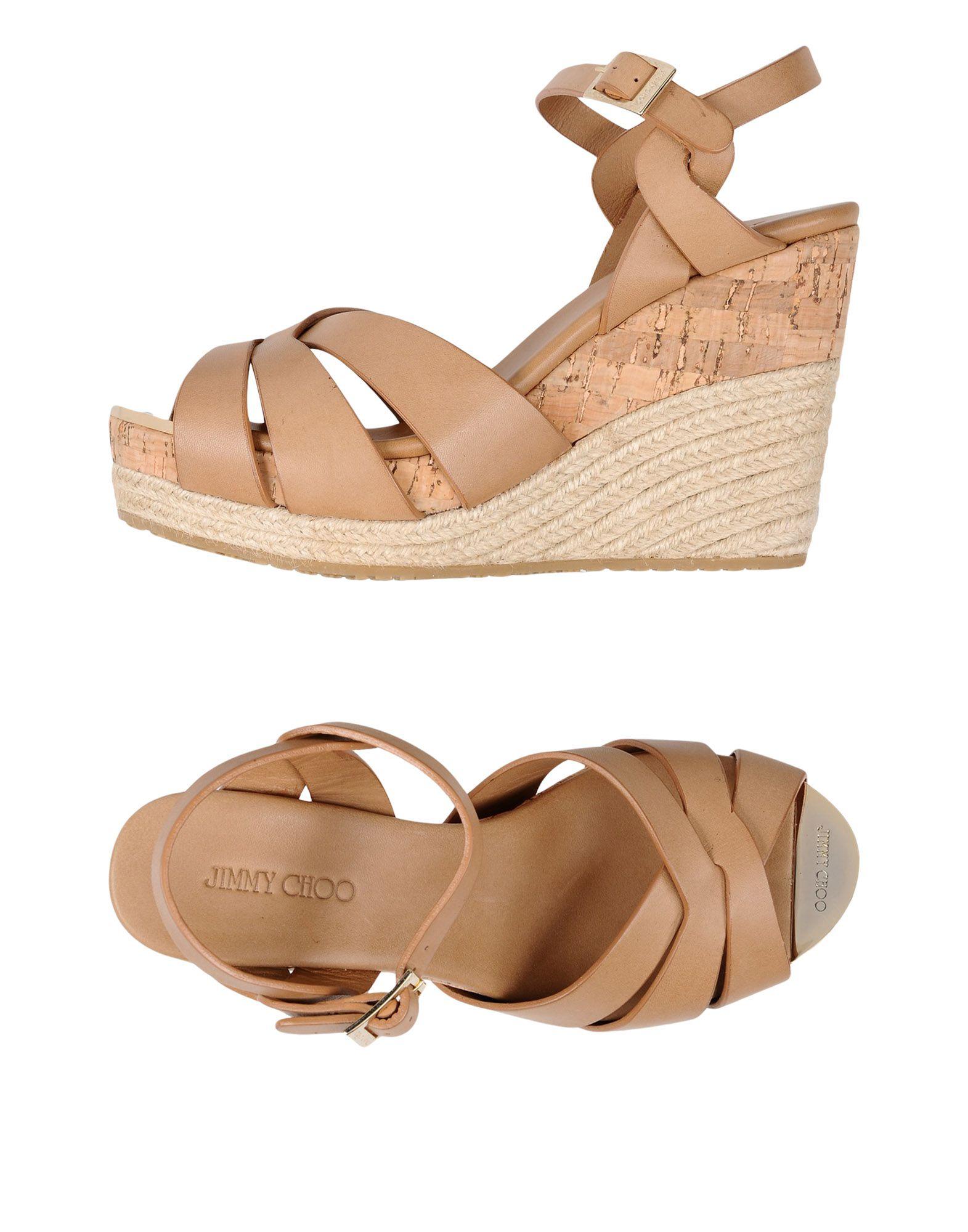 Jimmy Choo Sandalen Damen  11478360FPGünstige gut aussehende Schuhe