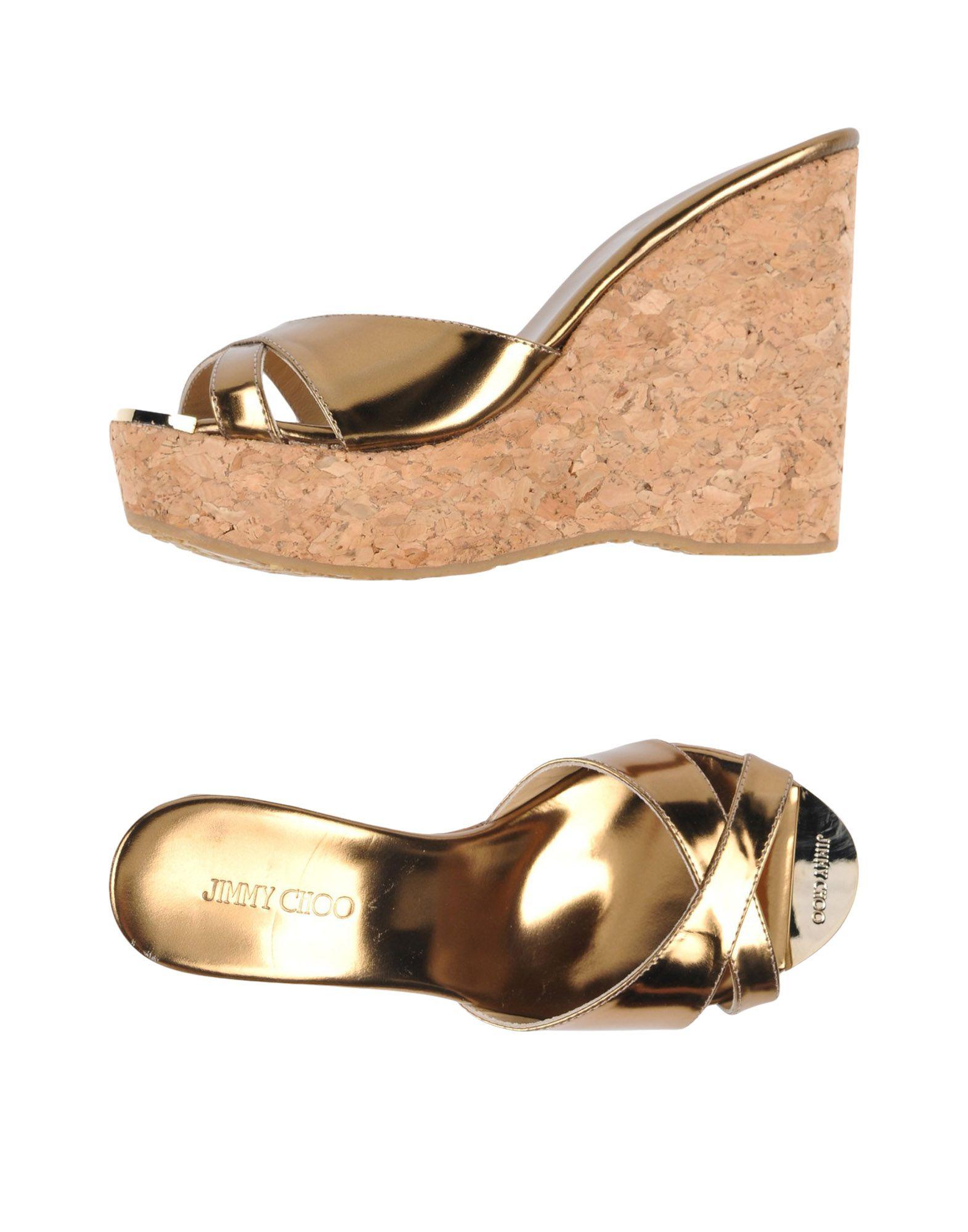 Jimmy Choo Sandalen Damen  11478379RBGünstige gut aussehende Schuhe