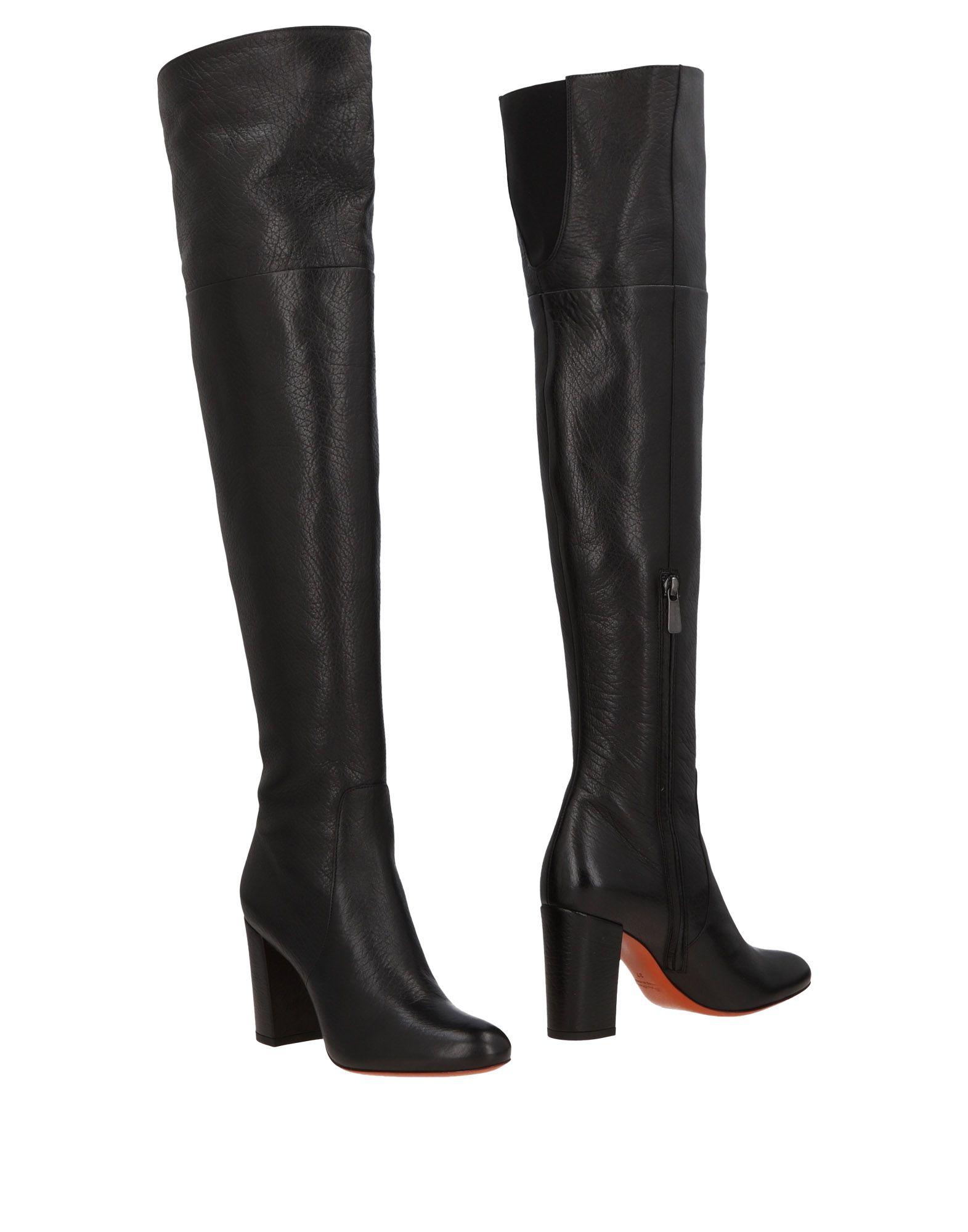 Scarpe Stivali economiche e resistenti Moda Stivali Scarpe Santoni Donna b1765a