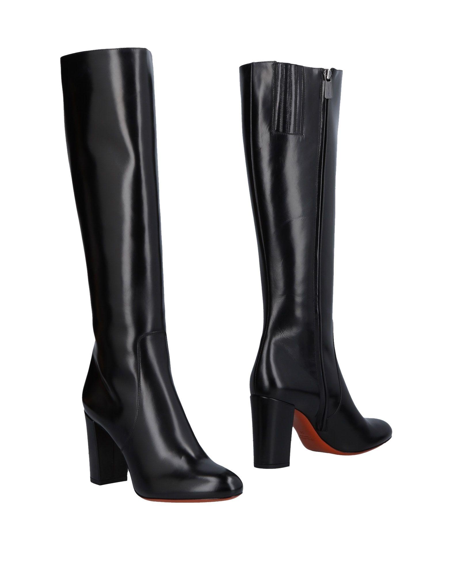 Scarpe Stivali economiche e resistenti Moda Stivali Scarpe Santoni Donna 37d5c5