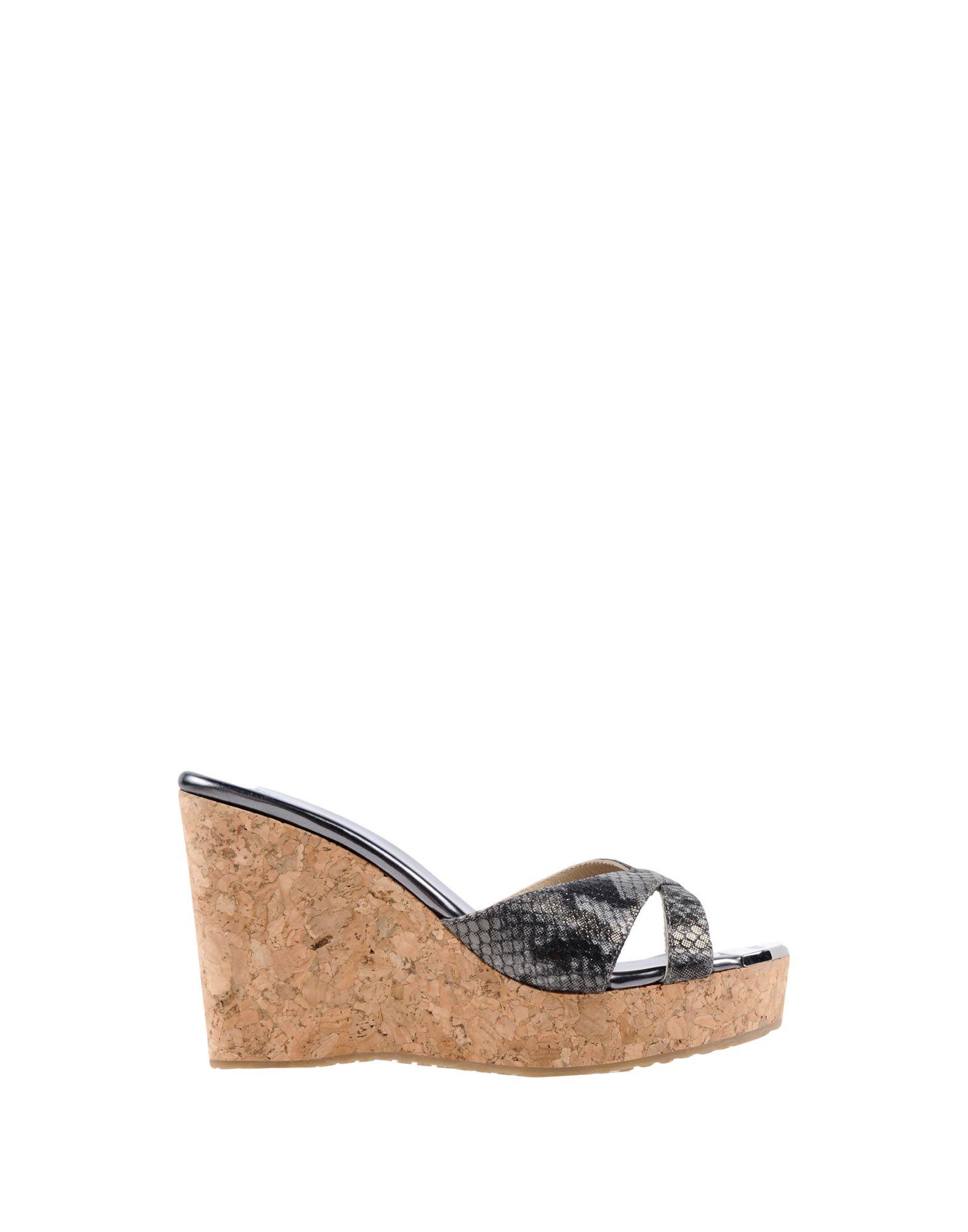 Jimmy Choo Sandalen Damen  Schuhe 11478462VHGünstige gut aussehende Schuhe  67acc3