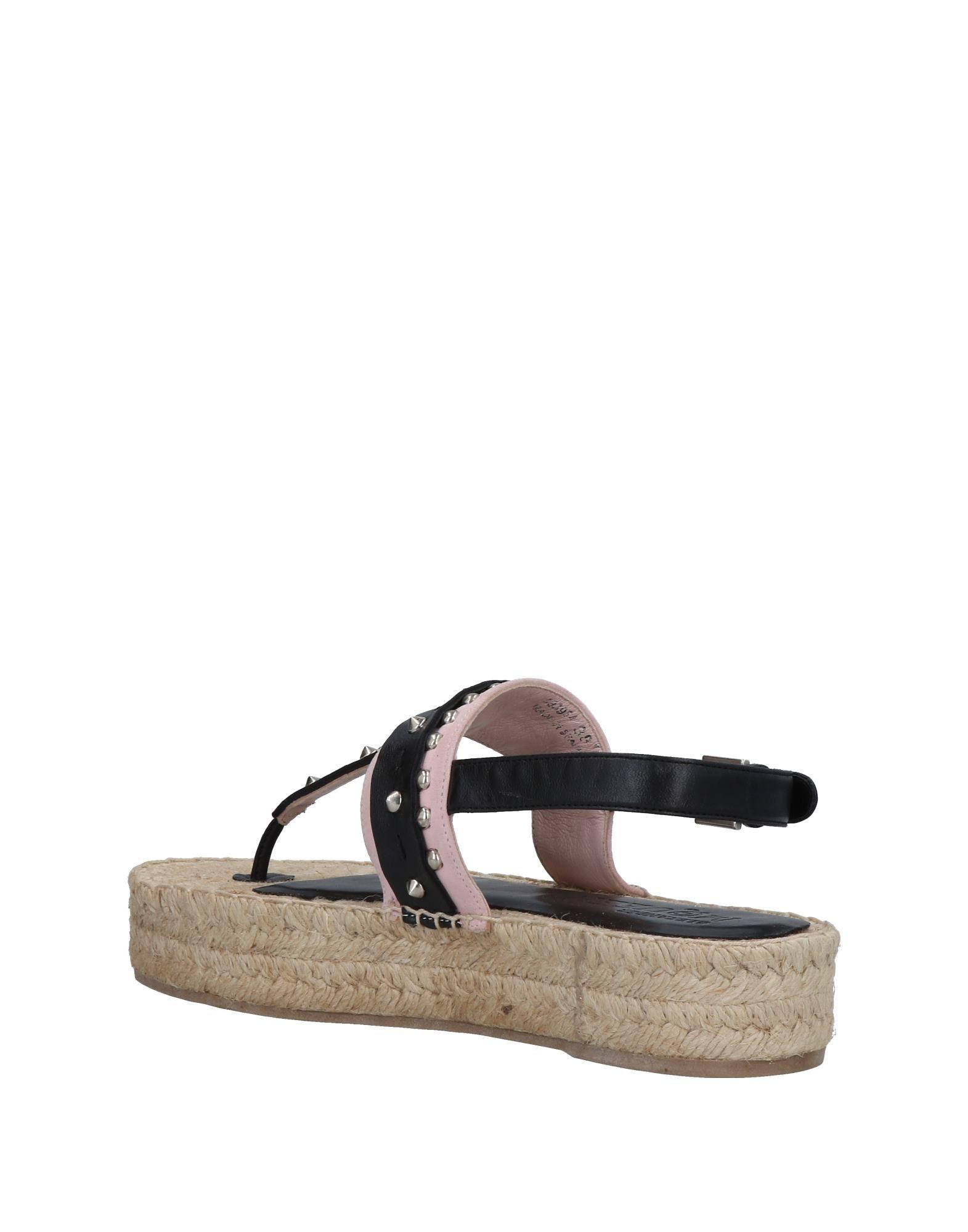 Rabatt Schuhe  Alexander Mcqueen Dianetten Damen  Schuhe 11478465TS bb841f