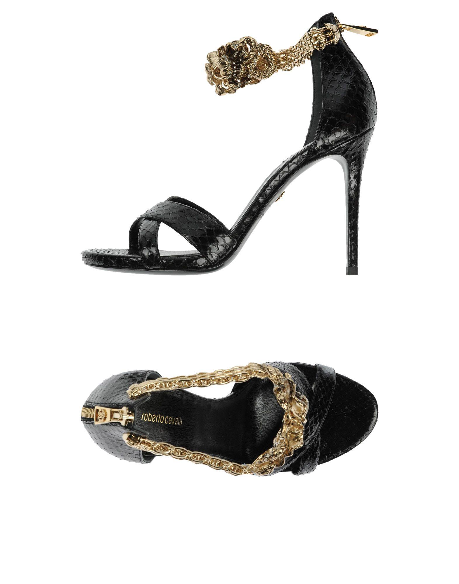 Roberto 11478482FJGünstige Cavalli Sandalen Damen  11478482FJGünstige Roberto gut aussehende Schuhe 5732f7
