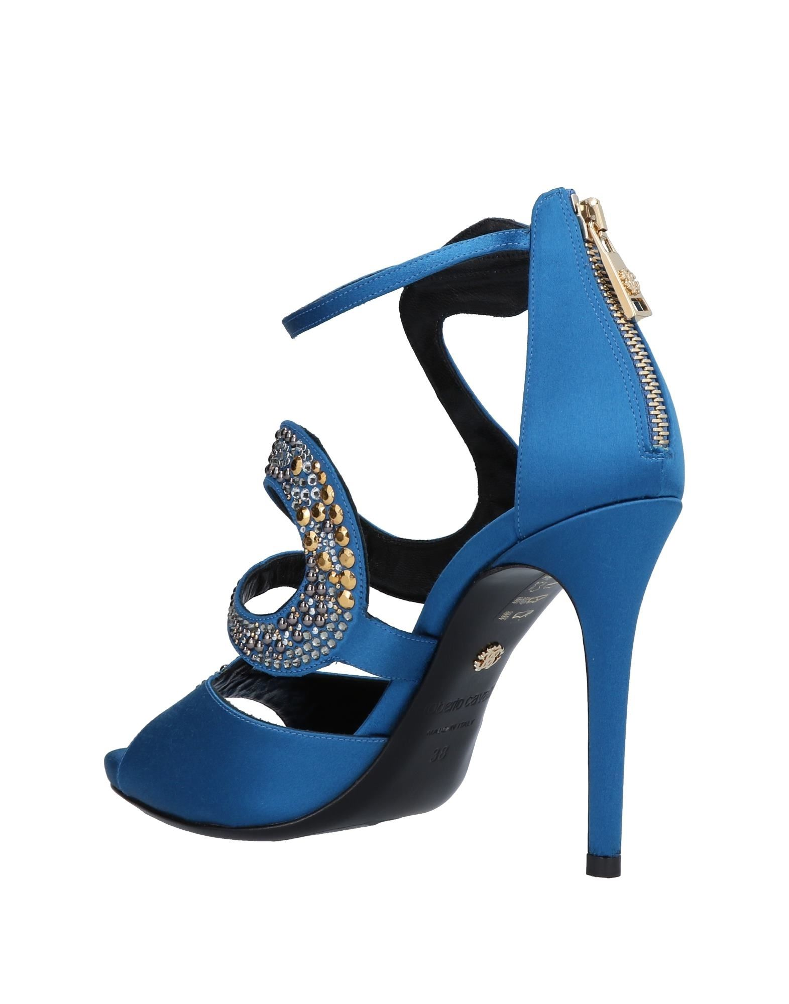 Roberto 11478498UVGünstige Cavalli Sandalen Damen  11478498UVGünstige Roberto gut aussehende Schuhe f17f0a