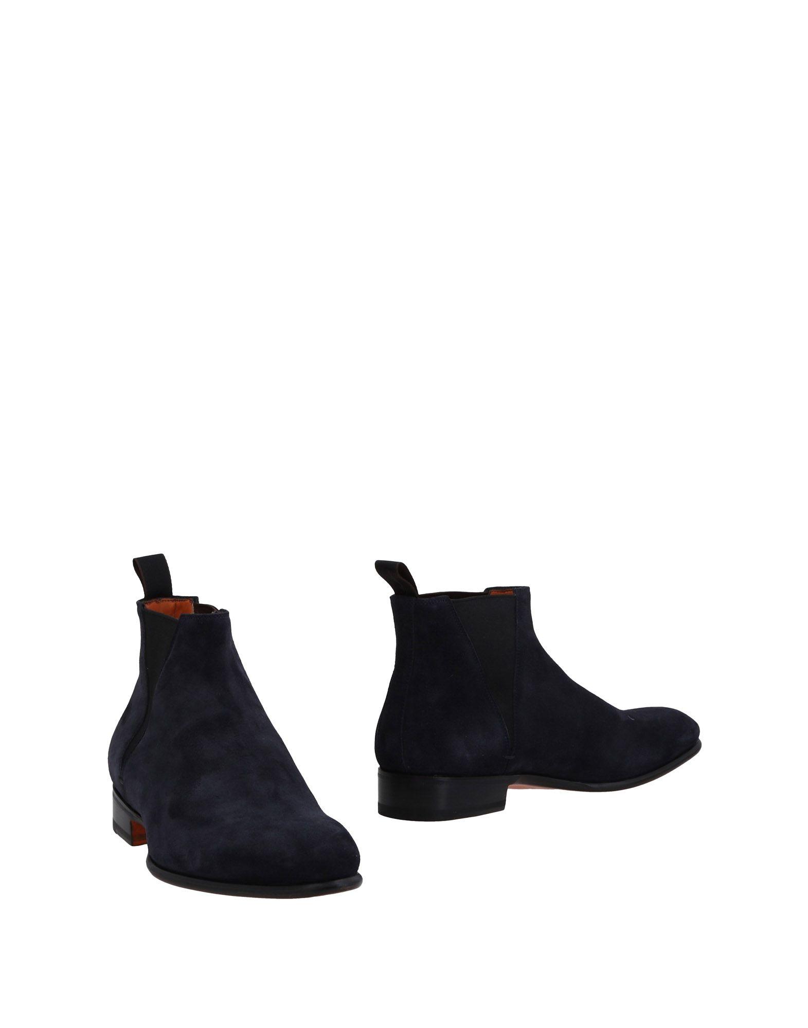 Santoni Stiefelette Herren  11478505GF Gute Qualität beliebte Schuhe