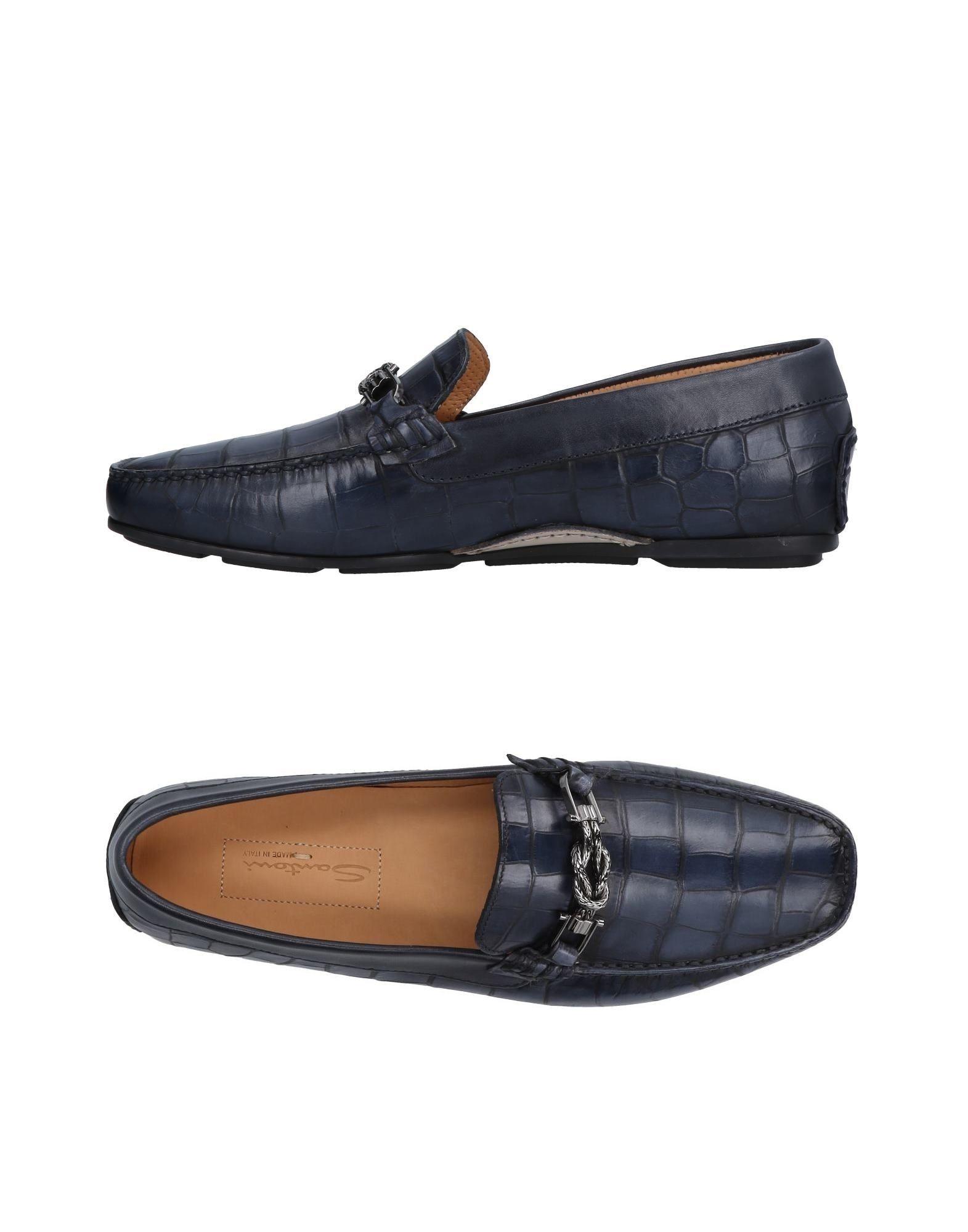 Santoni Mokassins Herren  11478521OT Gute Qualität beliebte Schuhe