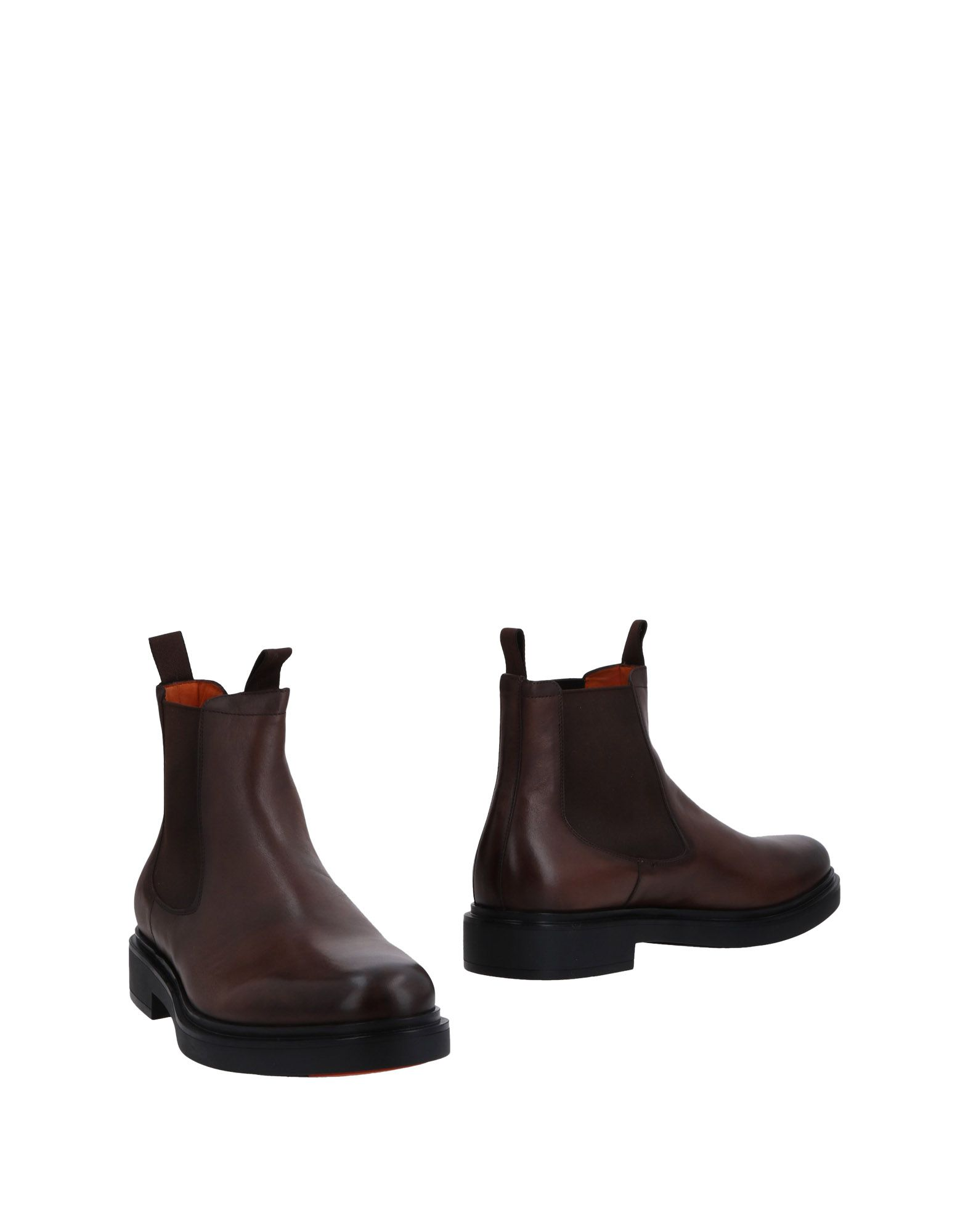Santoni Stiefelette Herren  11478528EF Gute Qualität beliebte Schuhe
