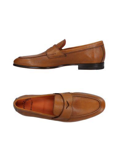 Zapatos con descuento Mocasín Santoni Hombre - Mocasines Santoni - 11478529DV Azul oscuro