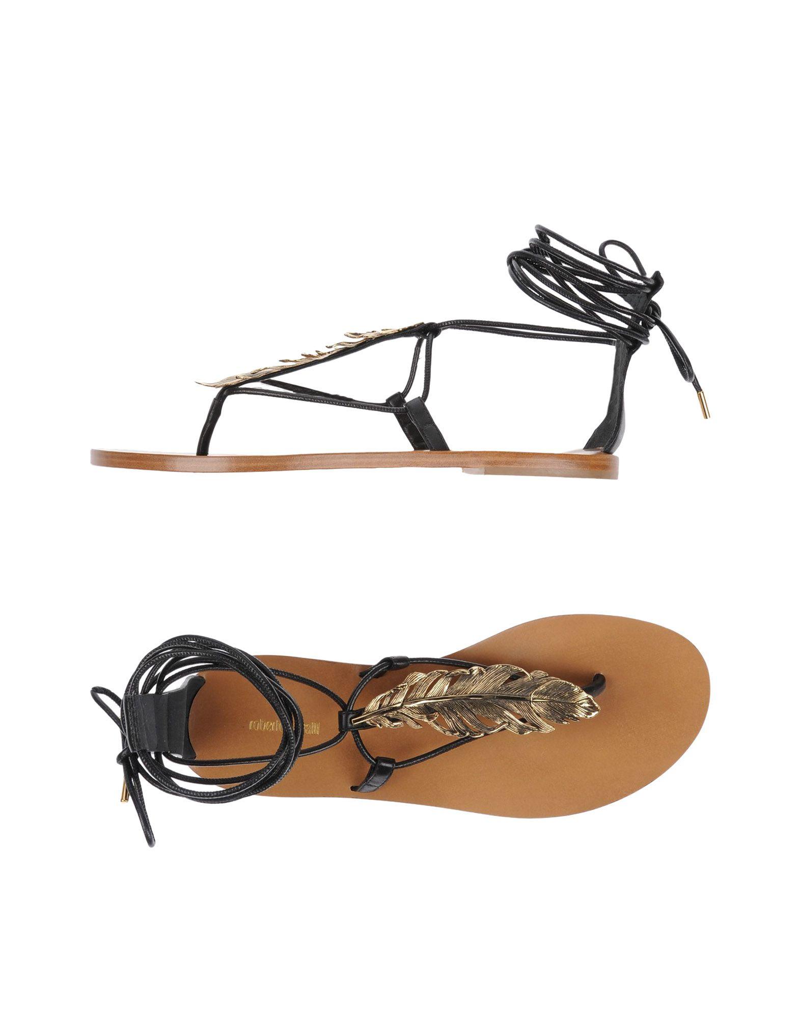Rabatt Schuhe Roberto Cavalli  Dianetten Damen  Cavalli 11478536XM fd1797