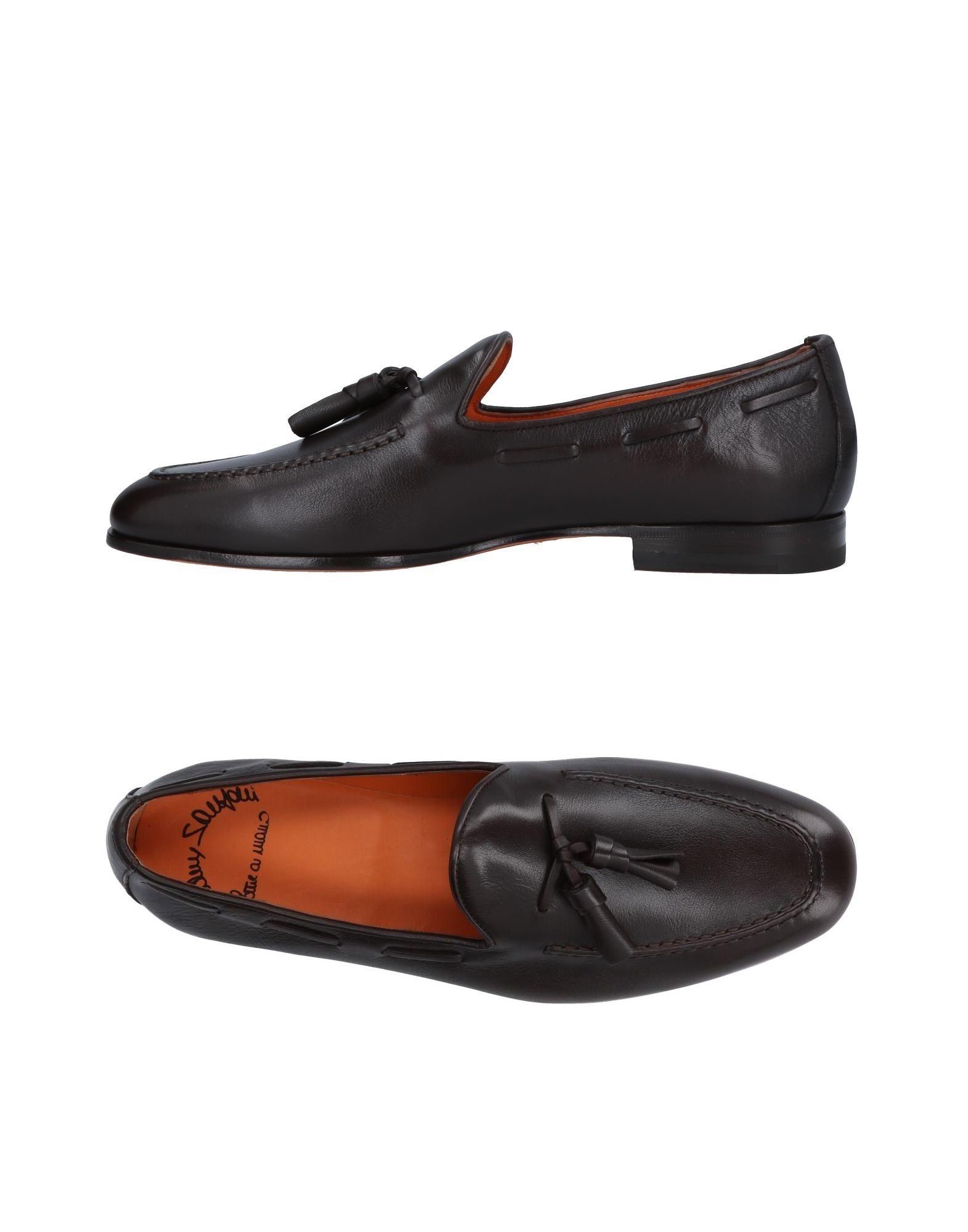 Santoni Mokassins Herren  11478538FX Gute Qualität beliebte Schuhe
