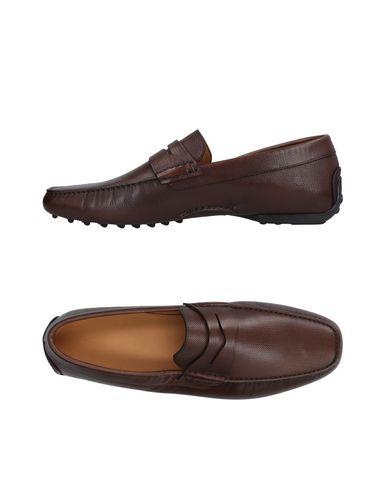 Zapatos con descuento Mocasín Santoni Hombre - Mocasines Santoni - 11478540CB Gris marengo