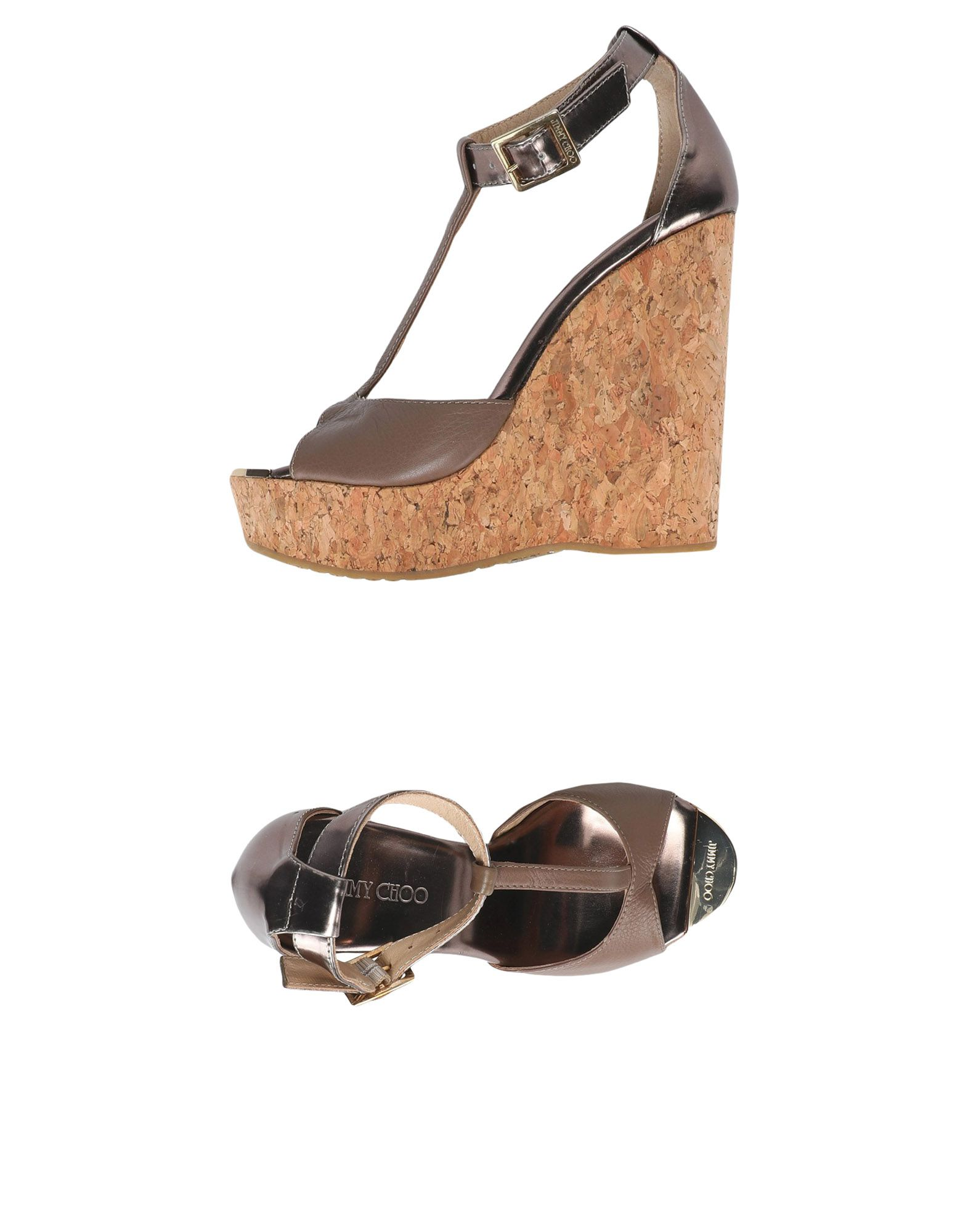 Jimmy Choo Sandals - Women Jimmy Choo Sandals online 11478541NG on  Canada - 11478541NG online 69ee93