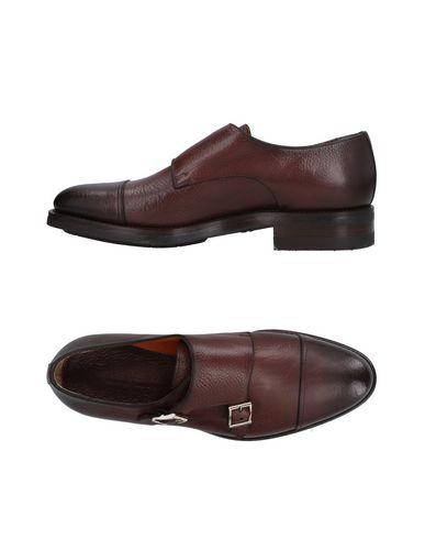 Zapatos Hombre con descuento Mocasín Santoni Hombre Zapatos - Mocasines Santoni - 11478559HG Marrón 19acc6