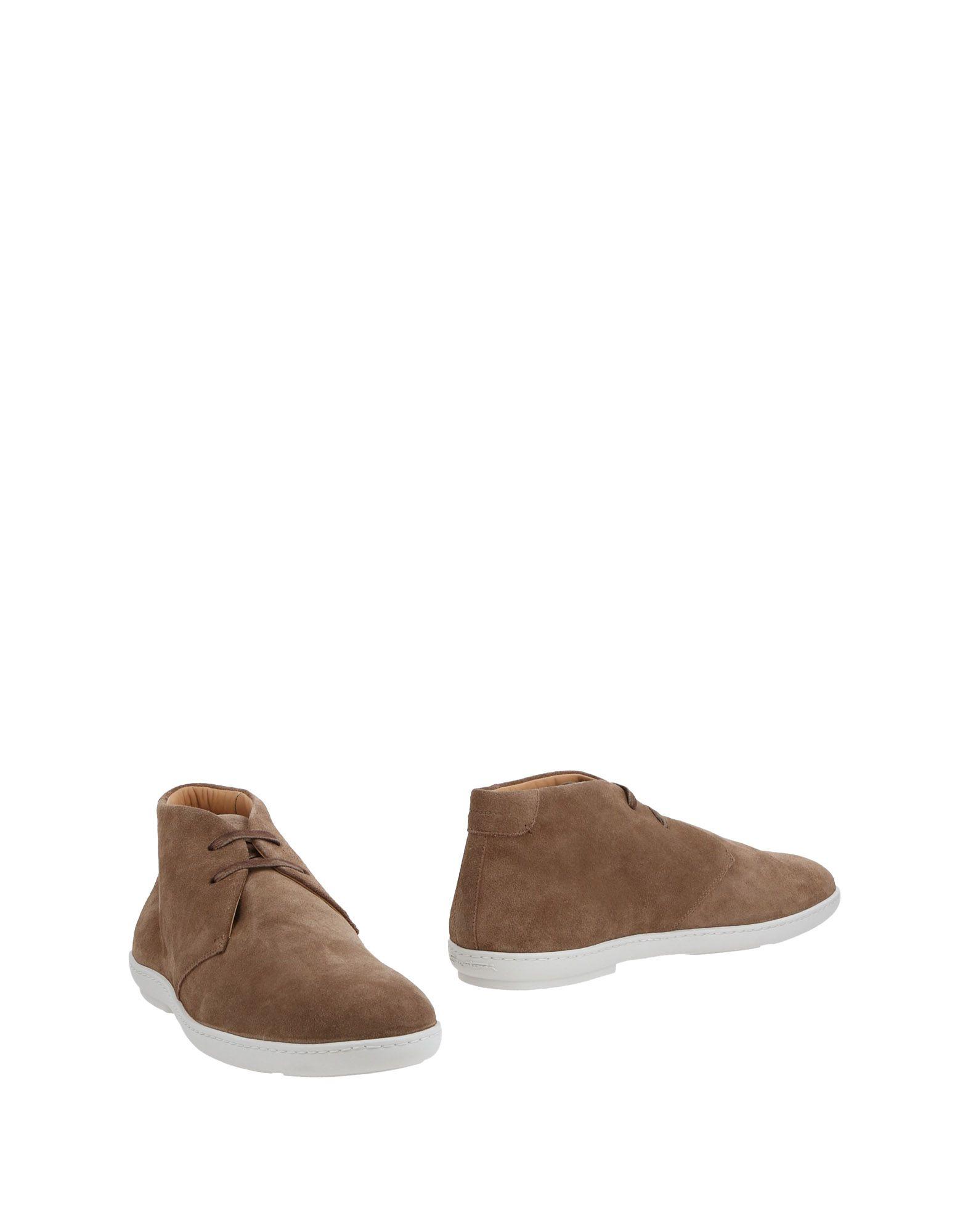 Haltbare Mode billige Schuhe Santoni Stiefelette Herren  11478560OU Heiße Schuhe