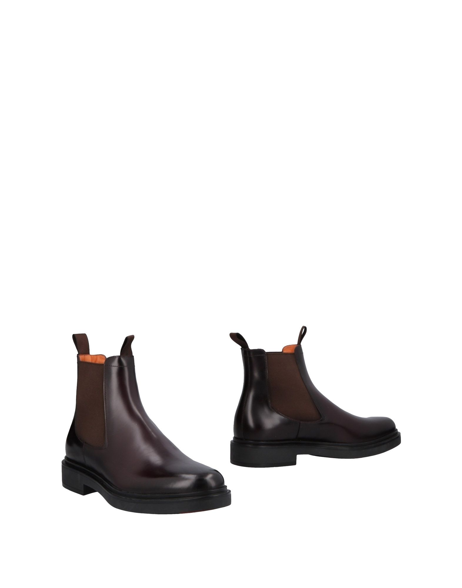 Haltbare Mode billige Schuhe Santoni Stiefelette Herren  11478561SD Heiße Schuhe