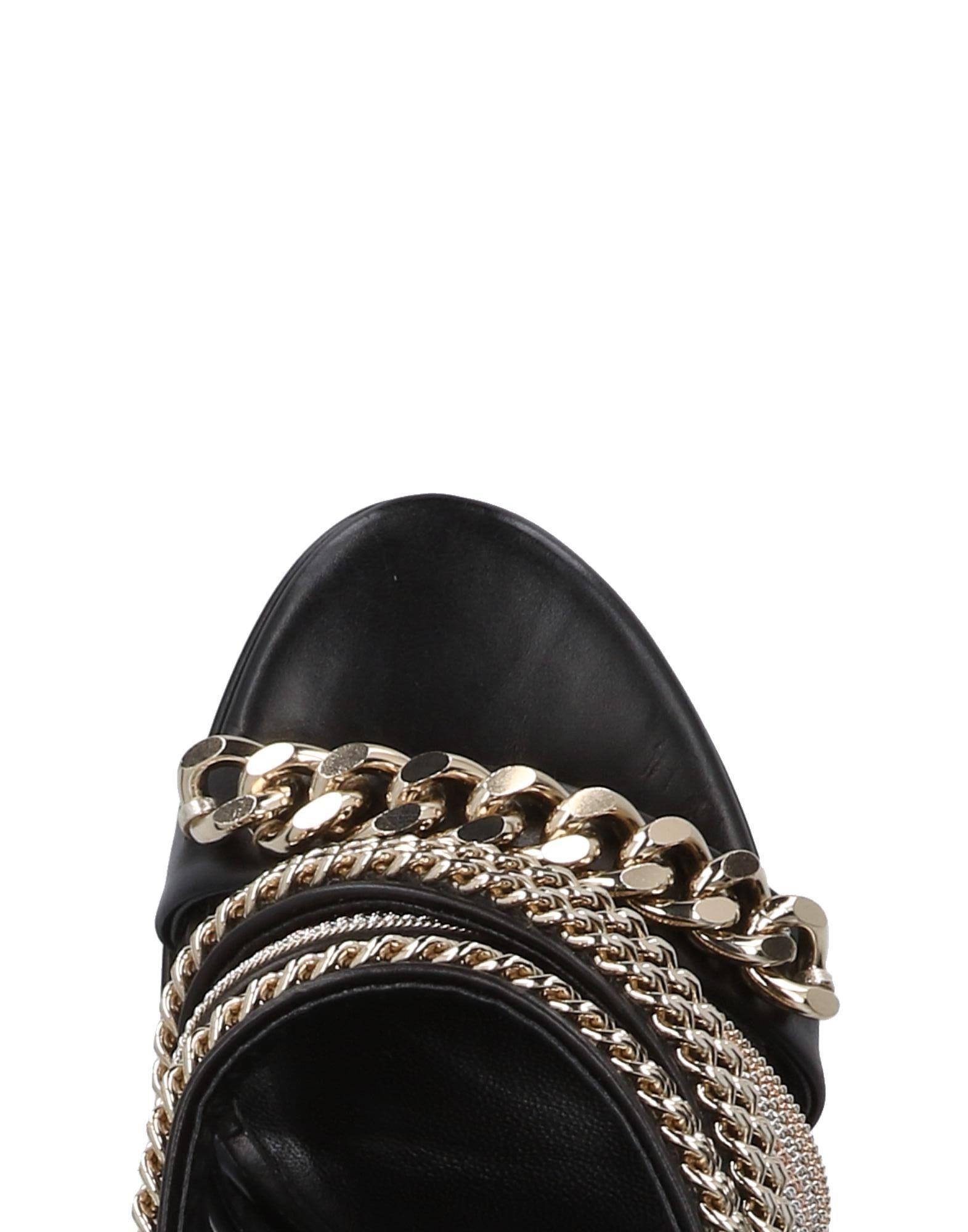 Roberto Cavalli Sandalen aussehende Damen  11478563GAGünstige gut aussehende Sandalen Schuhe f054cb