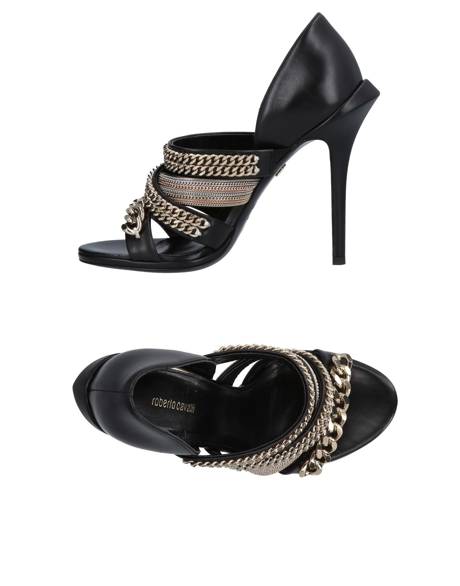 Roberto Cavalli Sandals Sandals - Women Roberto Cavalli Sandals Sandals online on  United Kingdom - 11478563GA 569bb1