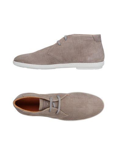 Zapatos con descuento Botines Botín Santoni Hombre - Botines descuento Santoni - 11478567KW Gris perla c13e0f
