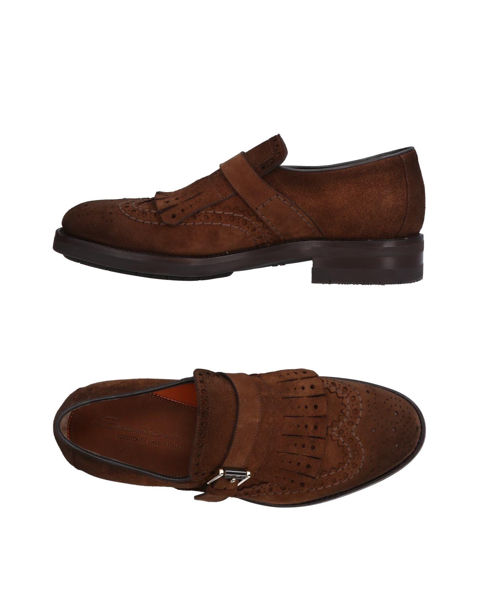 Santoni Mokassins Herren  11478578SL Gute Qualität beliebte Schuhe