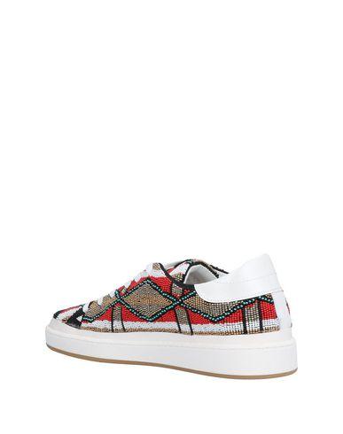 Philippe Model Sneakers Donna Scarpe Rosso