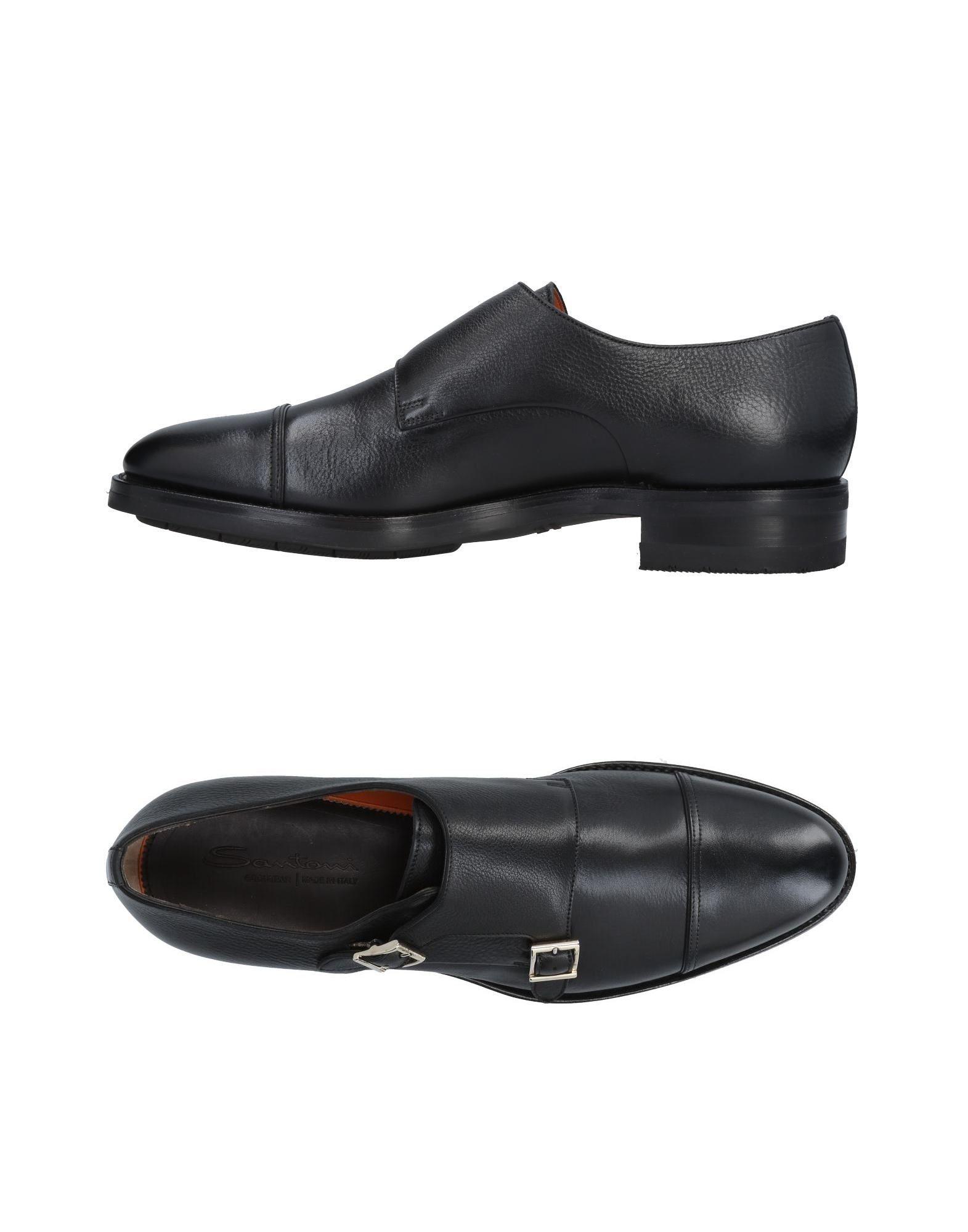 Santoni Mokassins Qualität Herren  11478588SU Gute Qualität Mokassins beliebte Schuhe 100b6f