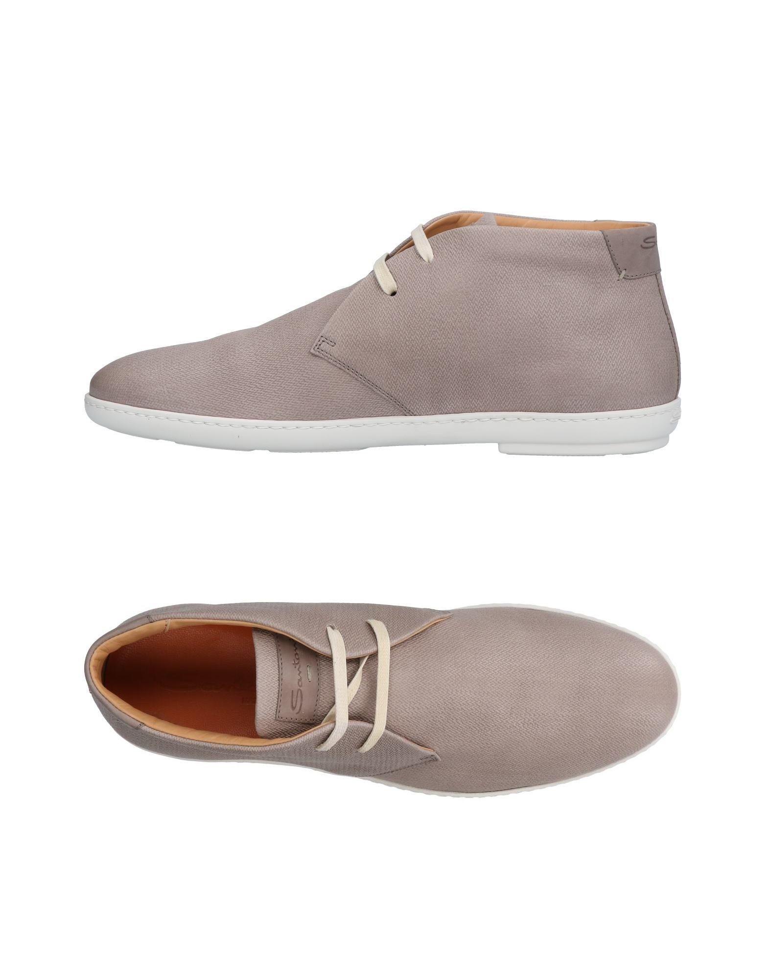 Günstige und modische Schuhe Santoni Stiefelette Herren  11478589GQ