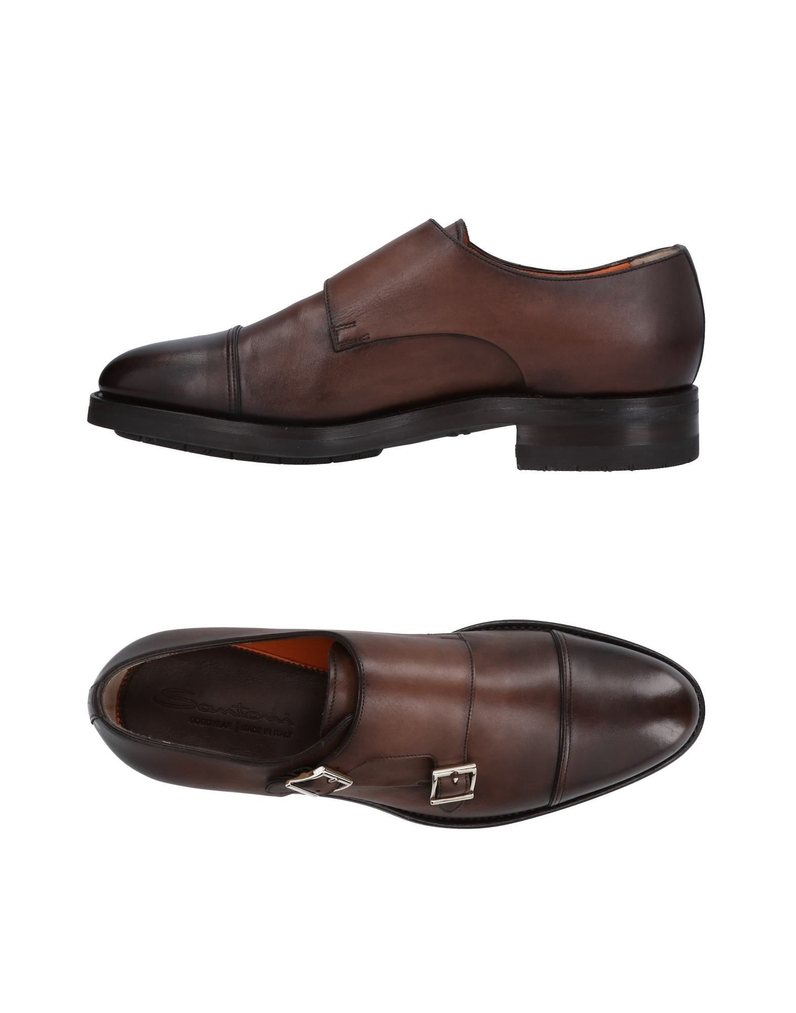 Haltbare Mode billige Schuhe Santoni Mokassins Herren  11478599BD Heiße Schuhe