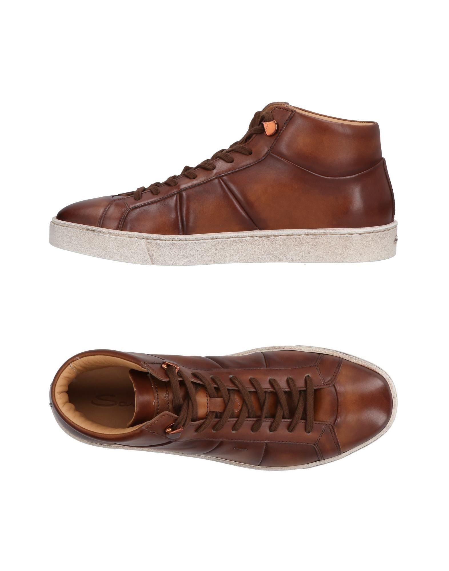 Santoni Sneakers Herren  11478609QX Gute Qualität beliebte Schuhe