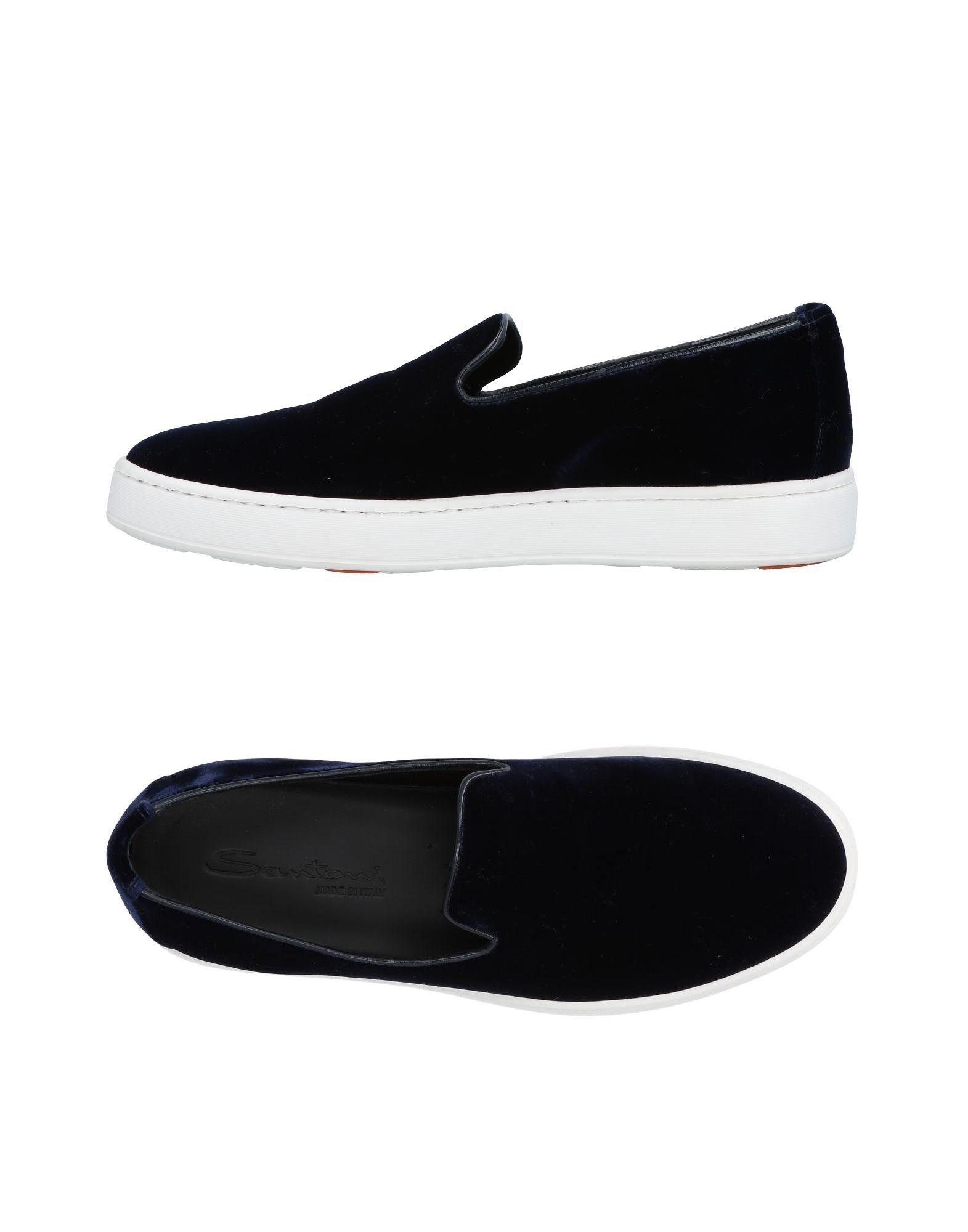 Santoni Sneakers Herren  11478621BR Gute Qualität beliebte Schuhe