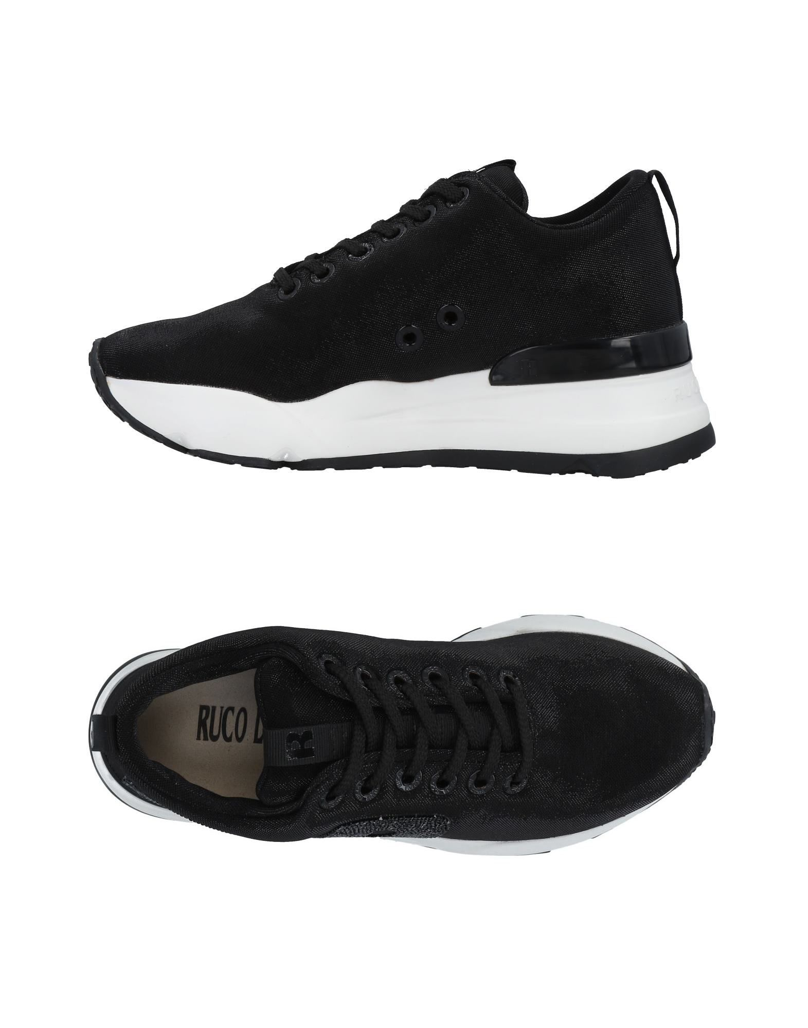 Stilvolle billige Schuhe Ruco Line Sneakers Damen  11478632JA