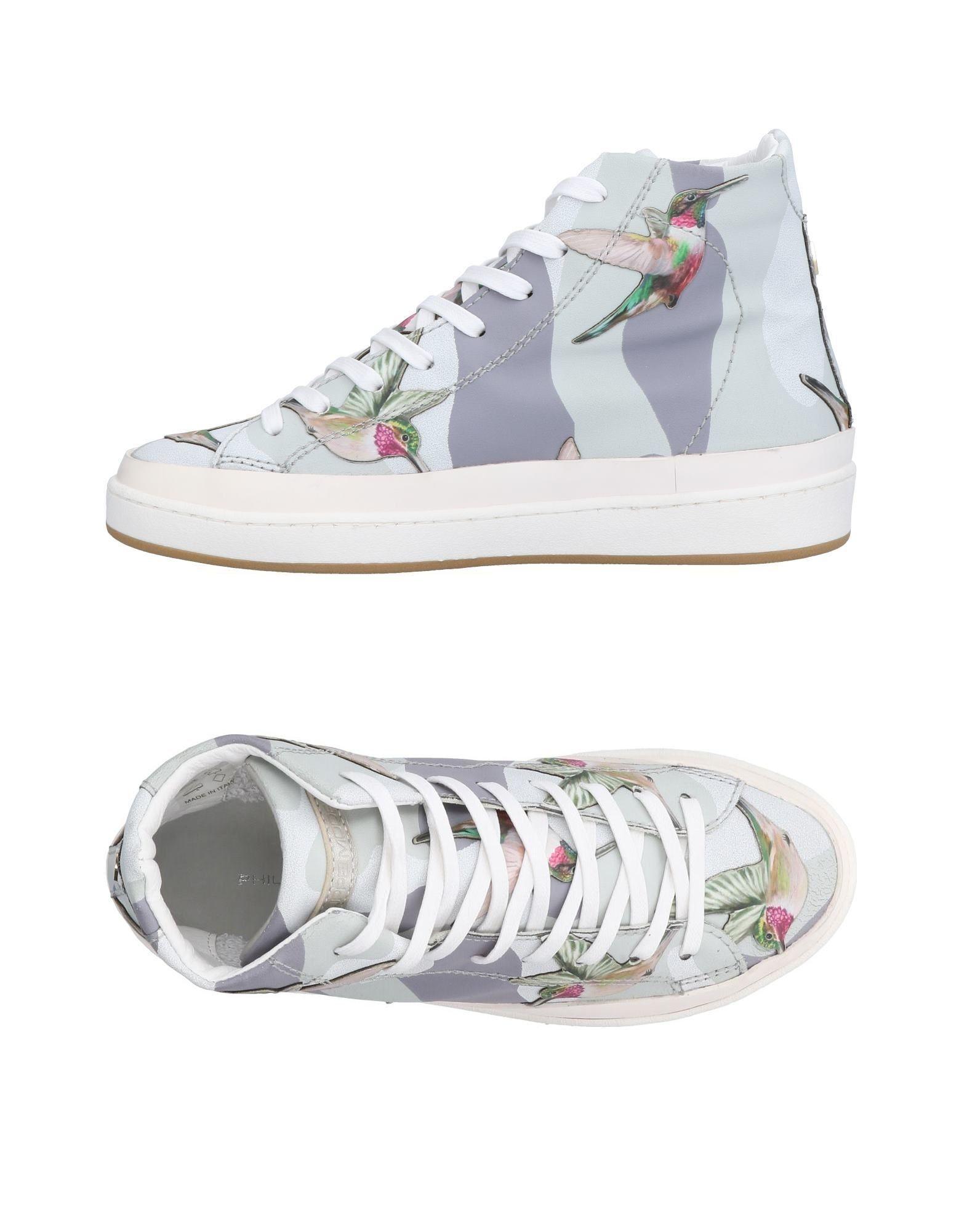 Rabatt Schuhe Philippe 11478633RC Model Sneakers Damen  11478633RC Philippe fc51df
