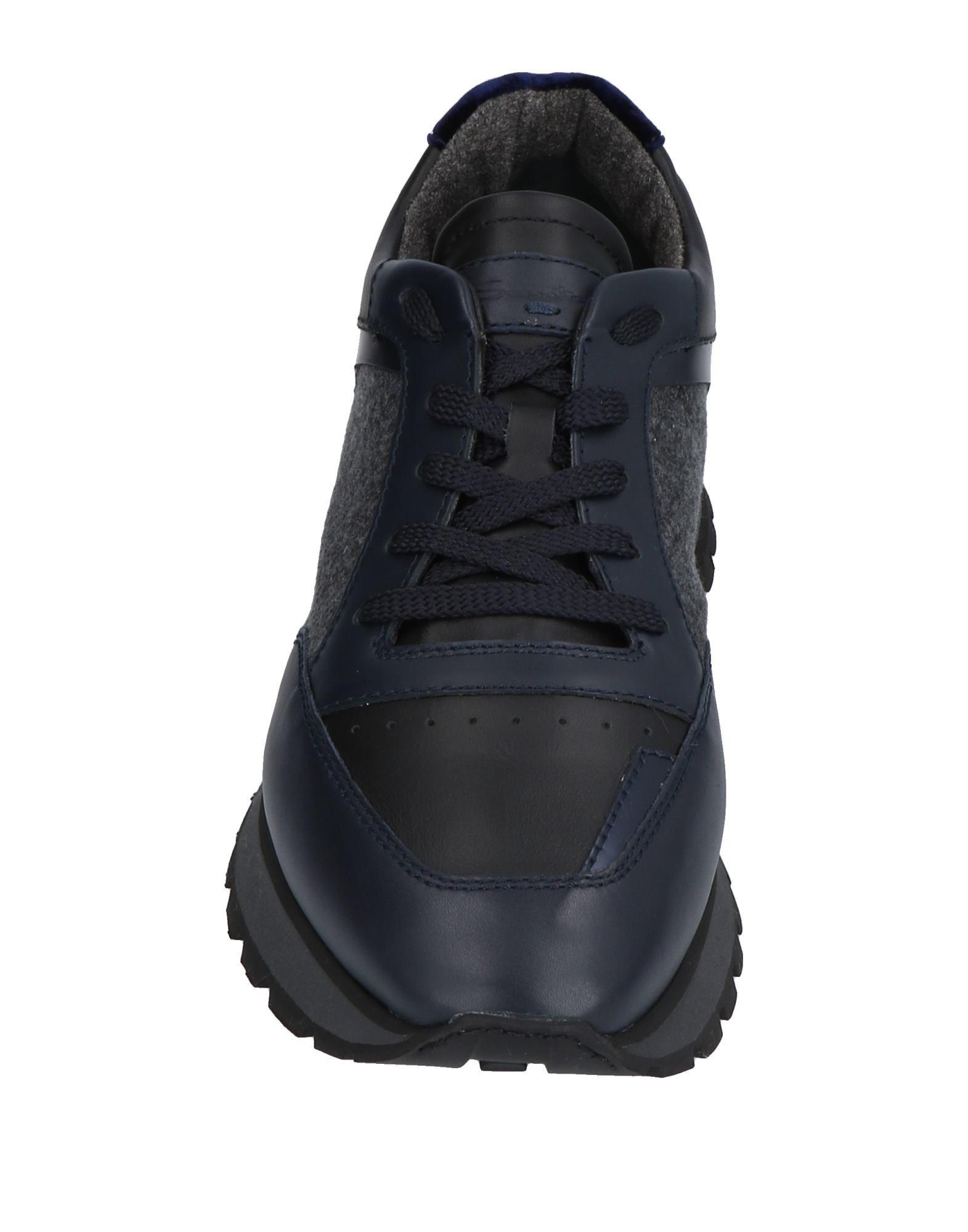 Santoni Sneakers Qualität Herren  11478643JV Gute Qualität Sneakers beliebte Schuhe 567f88