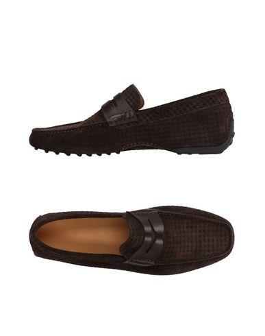Zapatos con descuento Mocasín Santoni Hombre - Mocasines Santoni - 11478649HF Café