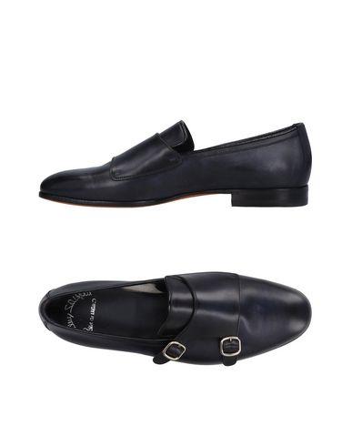 Los últimos zapatos zapatos zapatos de hombre y mujer Mocasín Santoni Hombre - Mocasines Santoni - 11478653ST Azul oscuro f7f813