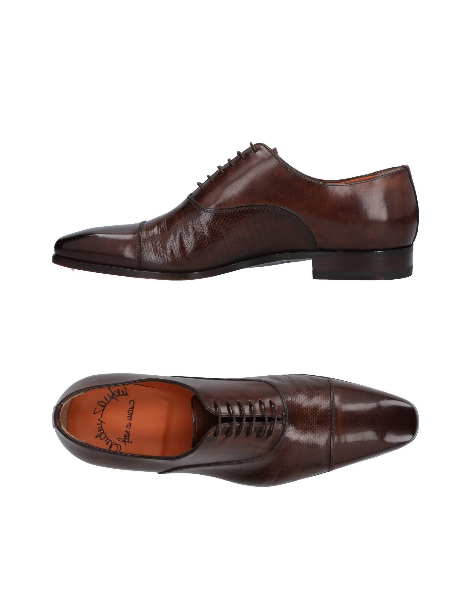 Santoni Schnürschuhe Herren  11478693KN Gute Qualität beliebte Schuhe