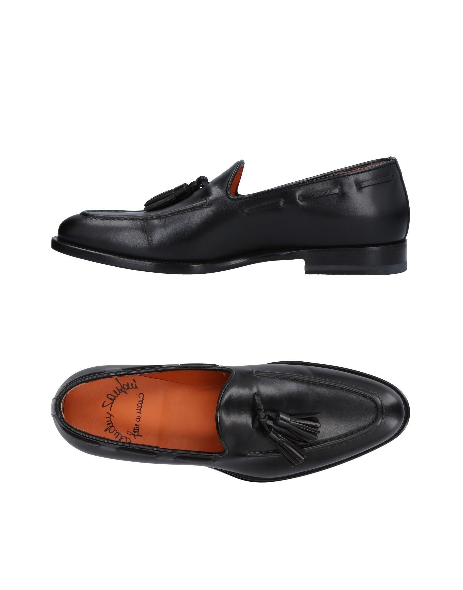 Santoni Loafers - Men Santoni Loafers online - on  United Kingdom - online 11478695JN 4cc46c