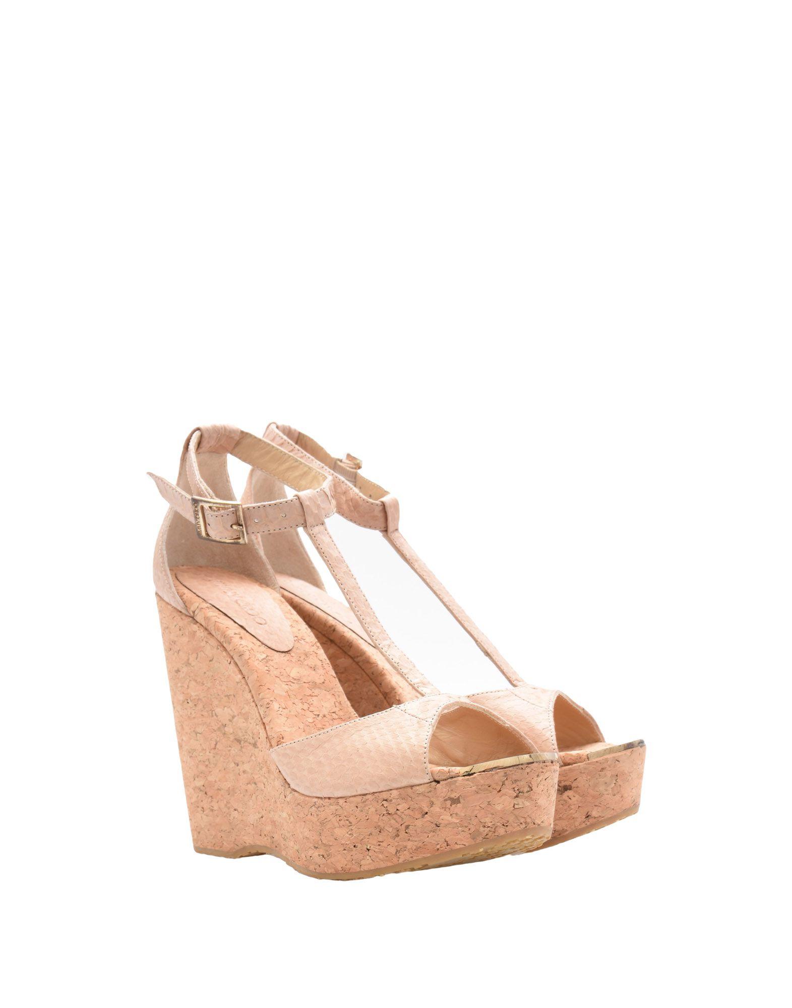 Jimmy Choo Sandalen Damen Neue  11478704KM Neue Damen Schuhe f578f8