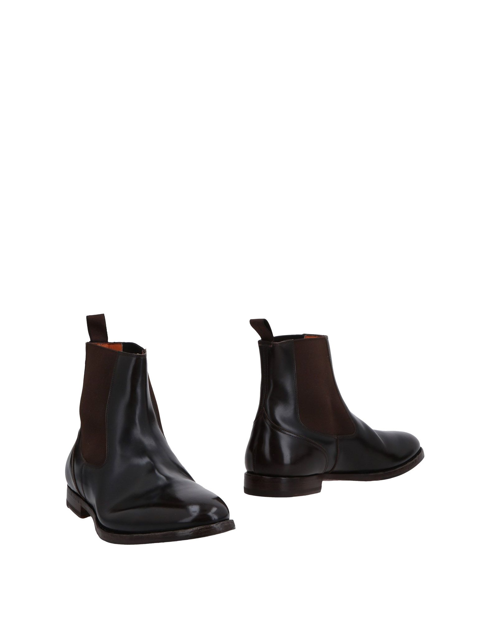 Santoni Stiefelette Herren  11478724CP Gute Qualität beliebte Schuhe