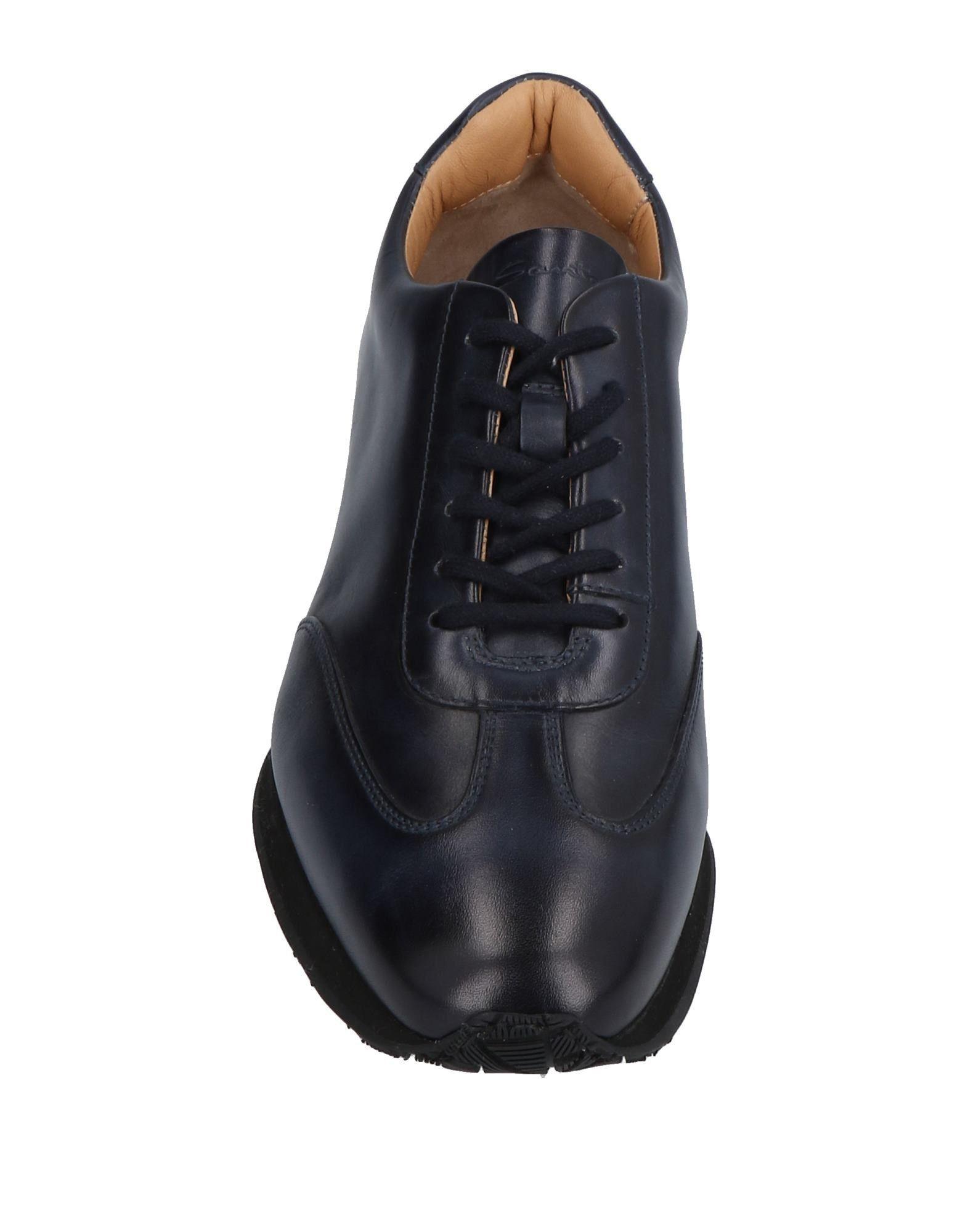 Santoni Sneakers Qualität Herren  11478734UN Gute Qualität Sneakers beliebte Schuhe 9e3822
