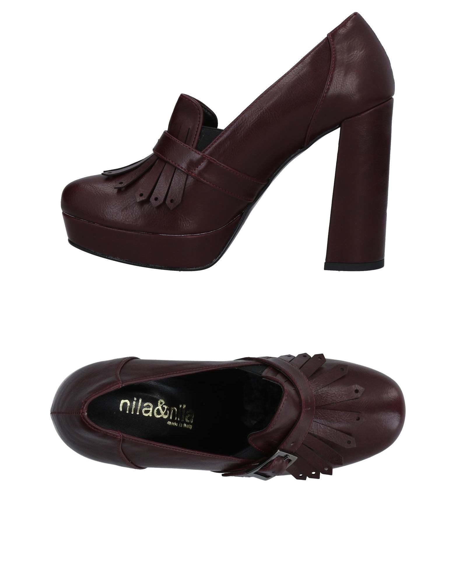 Nila & Nila Mokassins Damen  11478742SN Gute Qualität beliebte Schuhe
