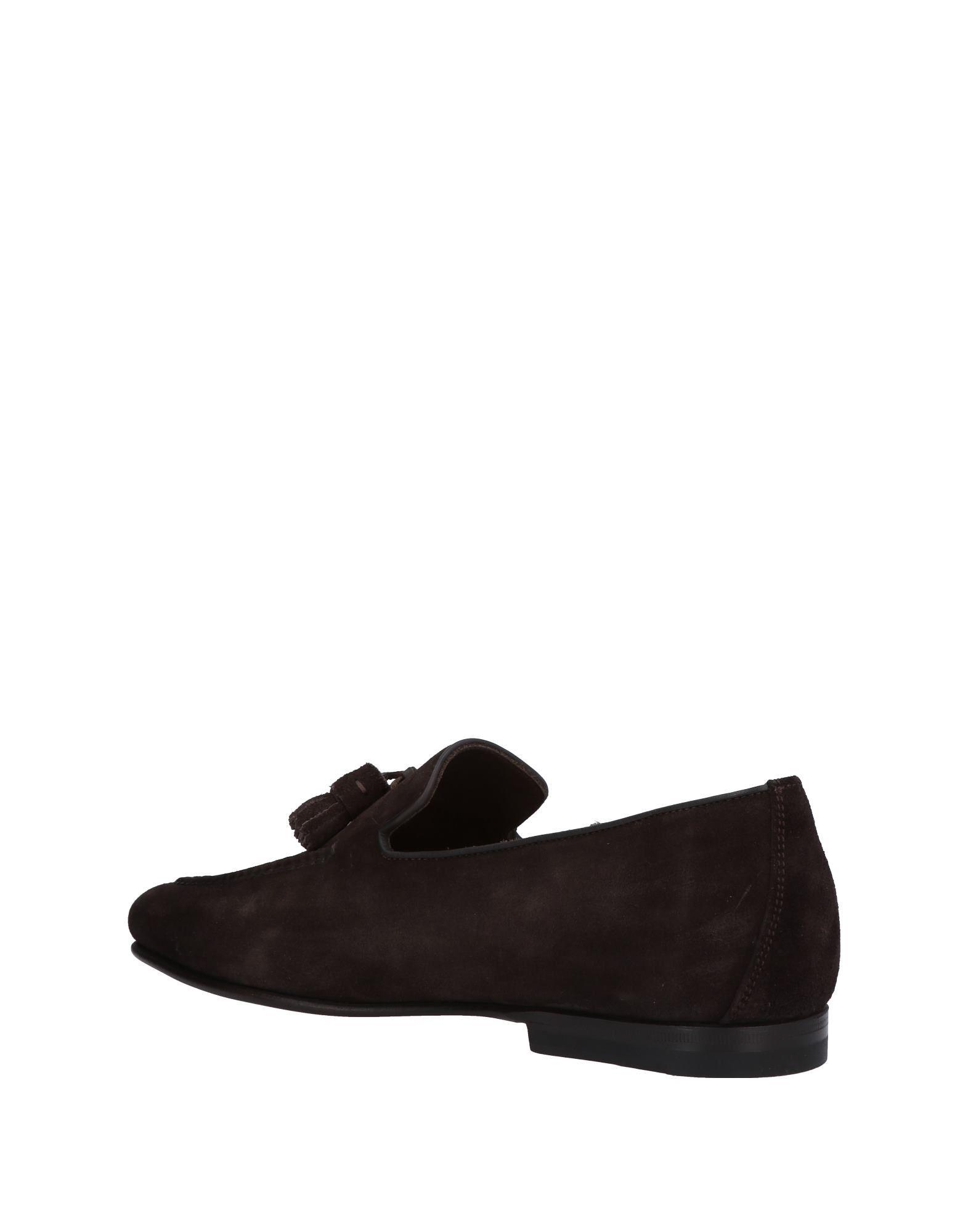 Santoni Mokassins Qualität Herren  11478752AM Gute Qualität Mokassins beliebte Schuhe c47f00